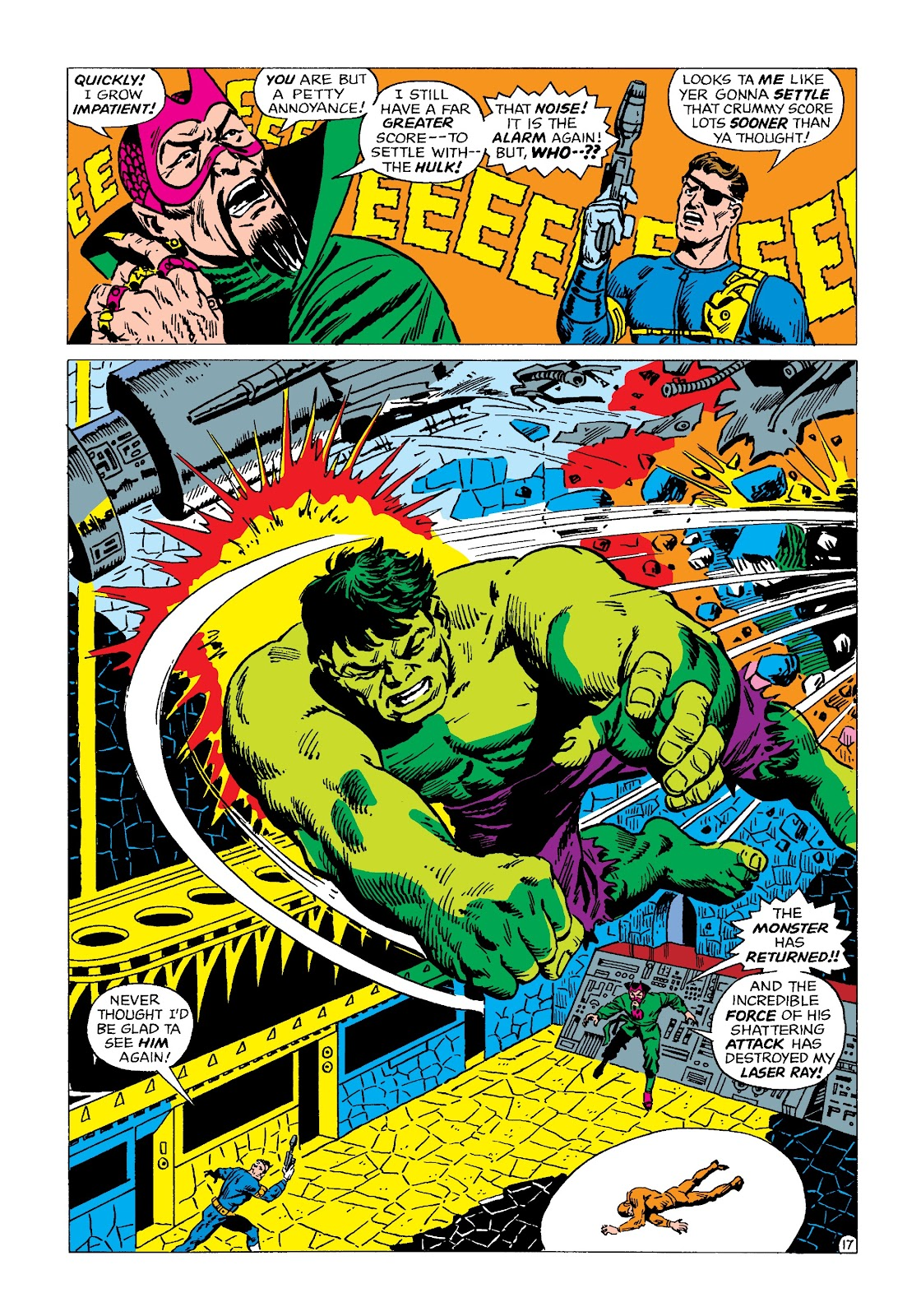 Read online Marvel Masterworks: The Incredible Hulk comic -  Issue # TPB 4 (Part 2) - 29