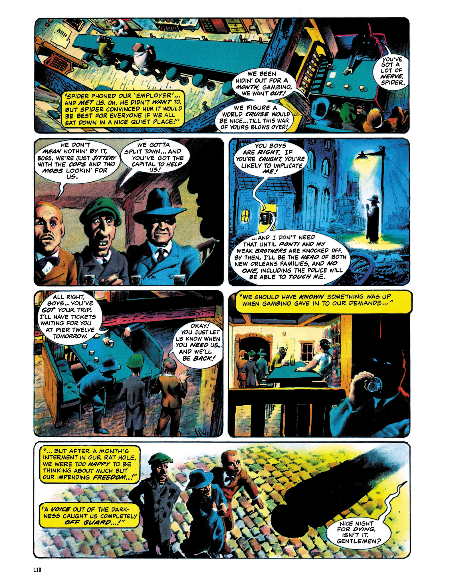 Read online Eerie Archives comic -  Issue # TPB 13 - 111