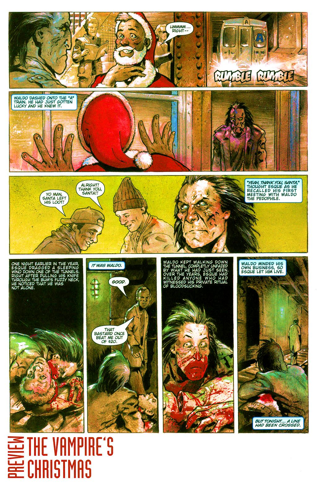 Read online Dawn: Three Tiers comic -  Issue #2 - 28