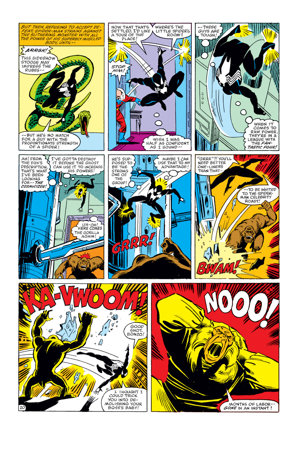 The Amazing Spider-Man (1963) 255 Page 20