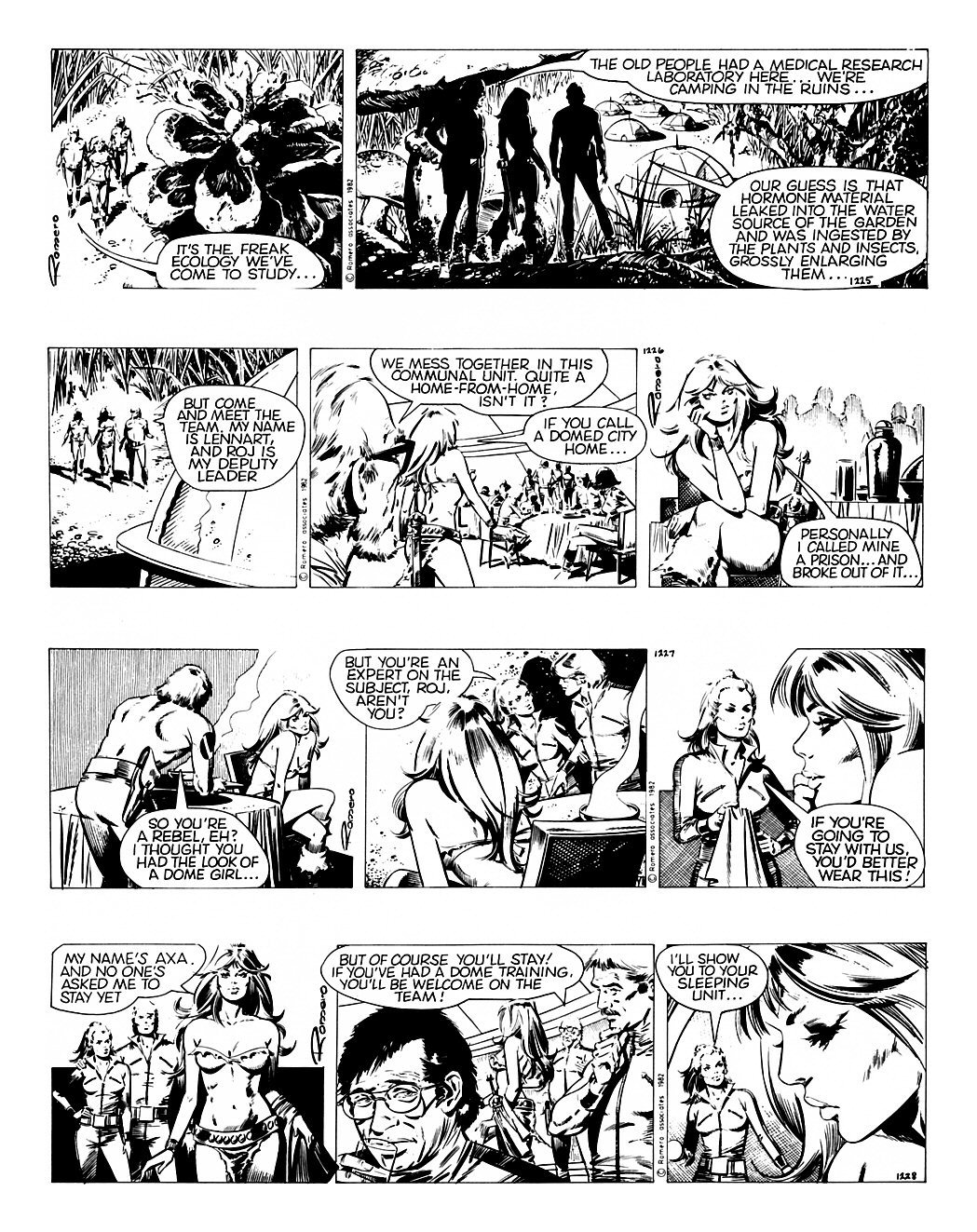 Axa issue 6 - Page 11