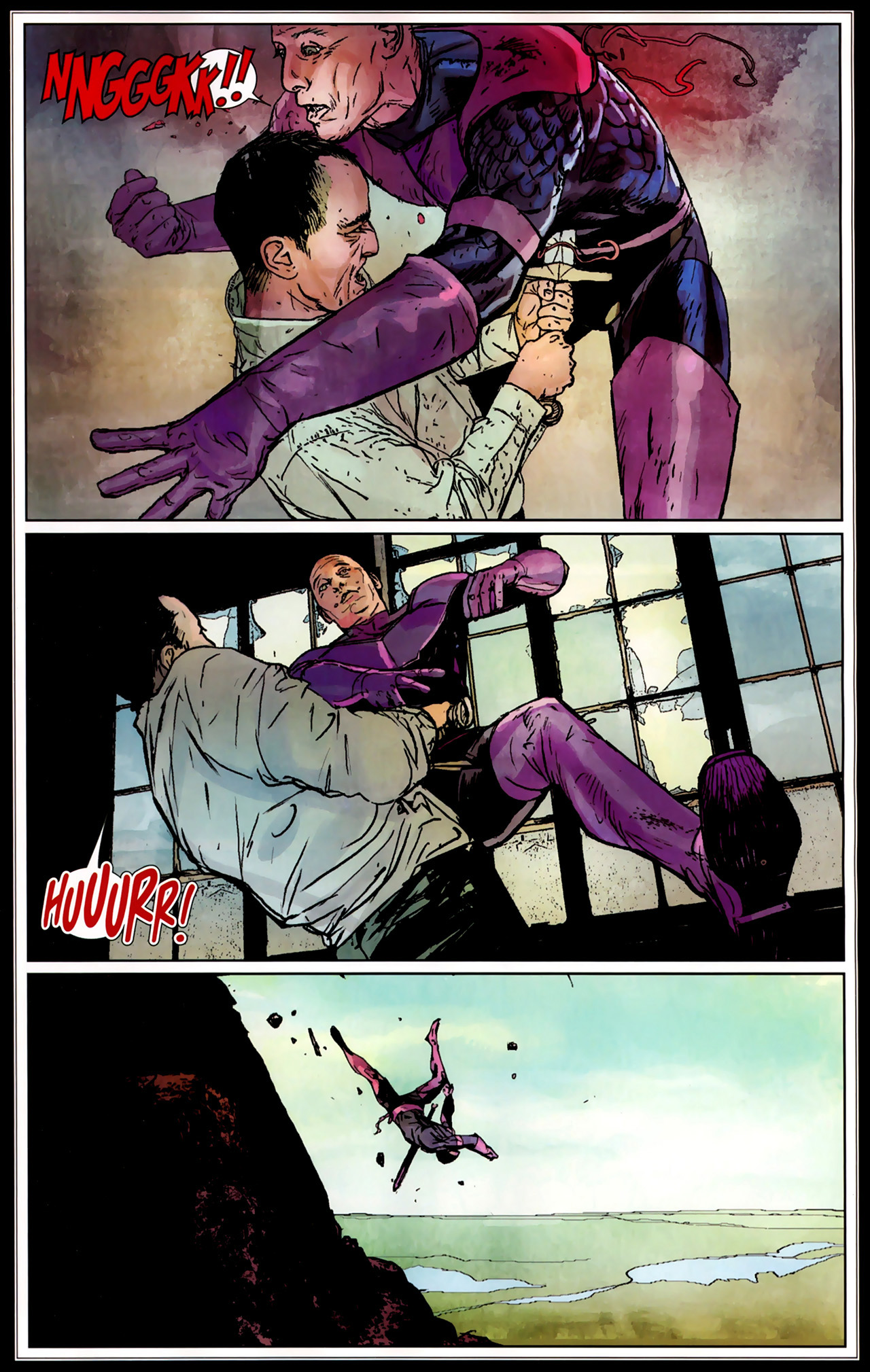Read online Secret Invasion: Dark Reign comic -  Issue # Full - 26