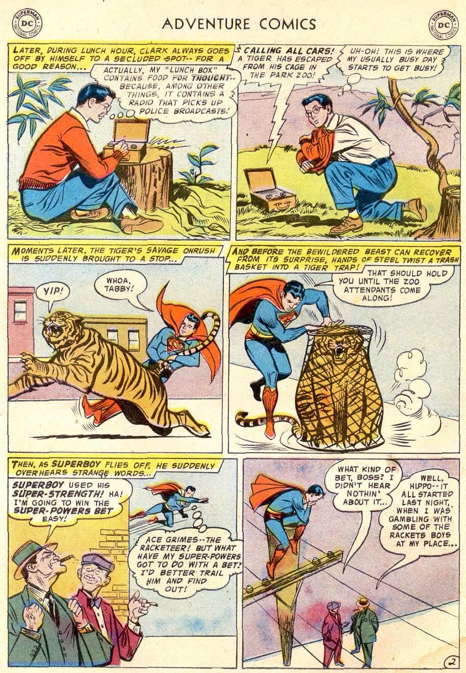 Read online Adventure Comics (1938) comic -  Issue #248 - 4