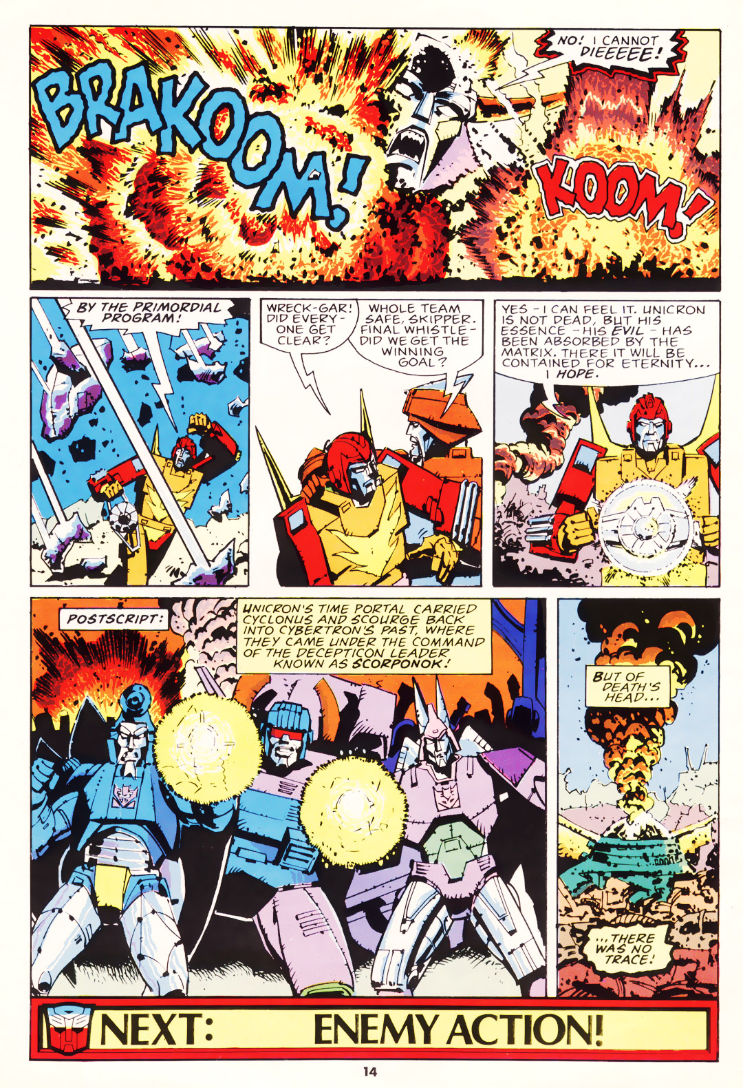 The Transformers (UK) 301 Page 11