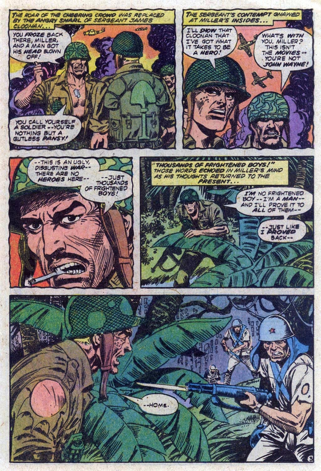 Read online All-Out War comic -  Issue #1 - 46