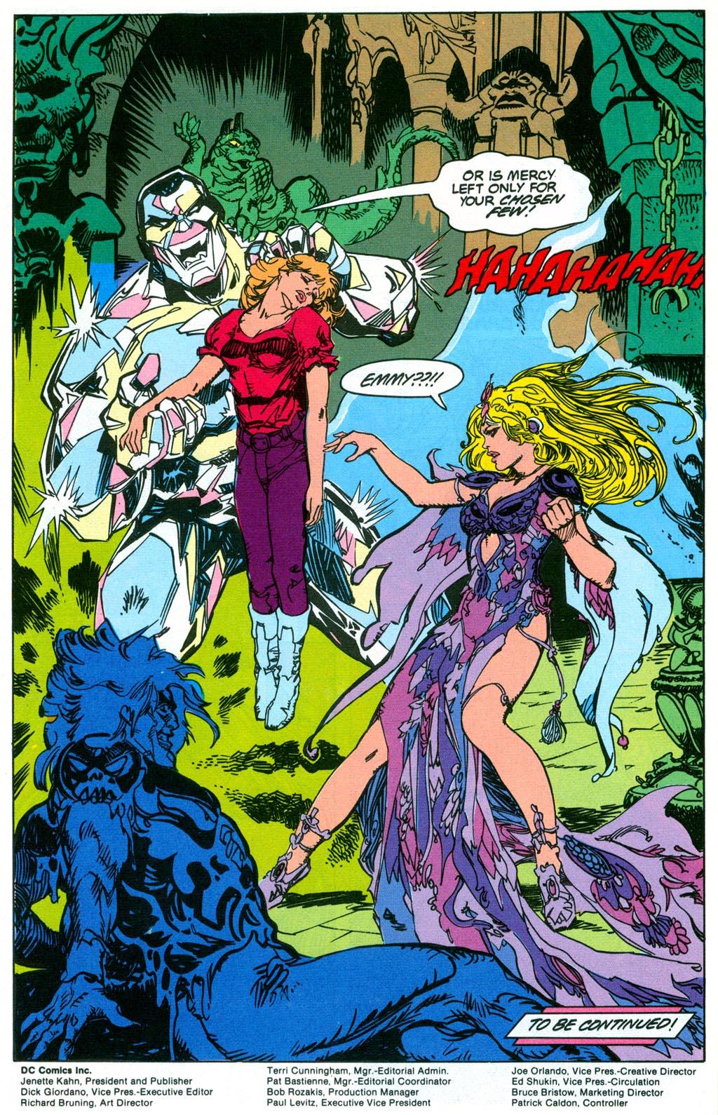 Read online Amethyst (1987) comic -  Issue #2 - 27