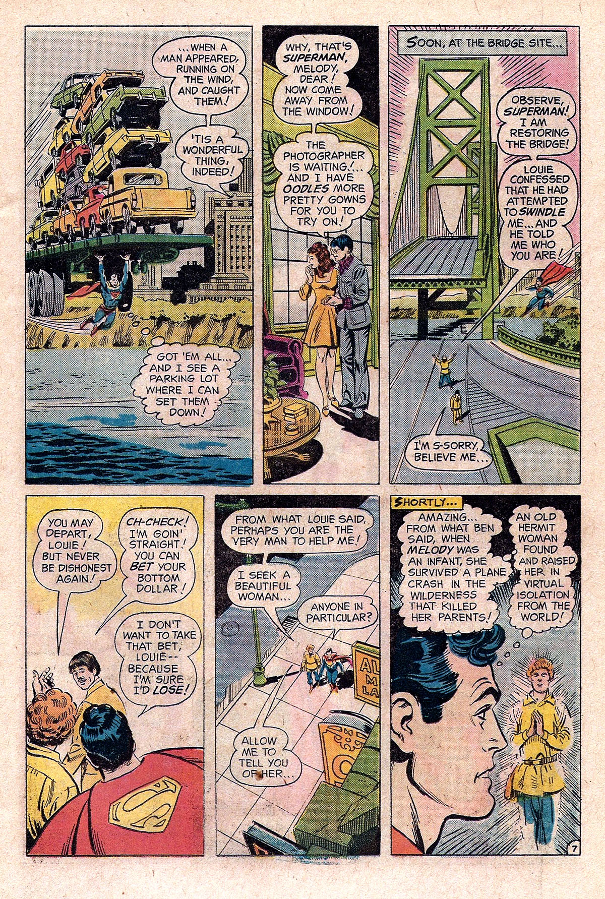 Read online Action Comics (1938) comic -  Issue #451 - 11