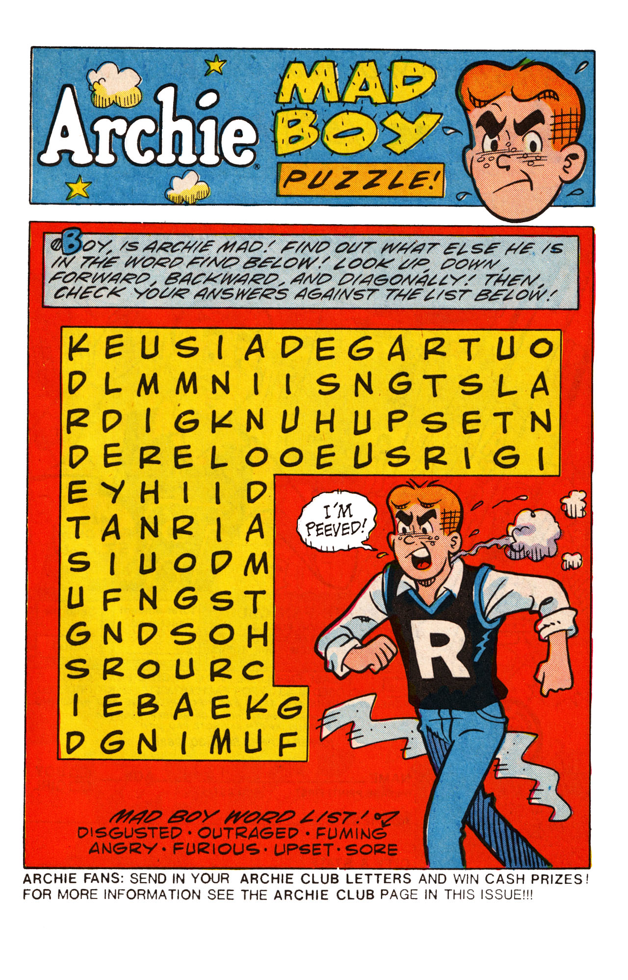 Read online Archie (1960) comic -  Issue #360 - 27