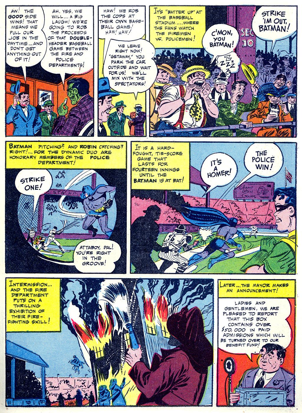 Read online Detective Comics (1937) comic -  Issue #68 - 13