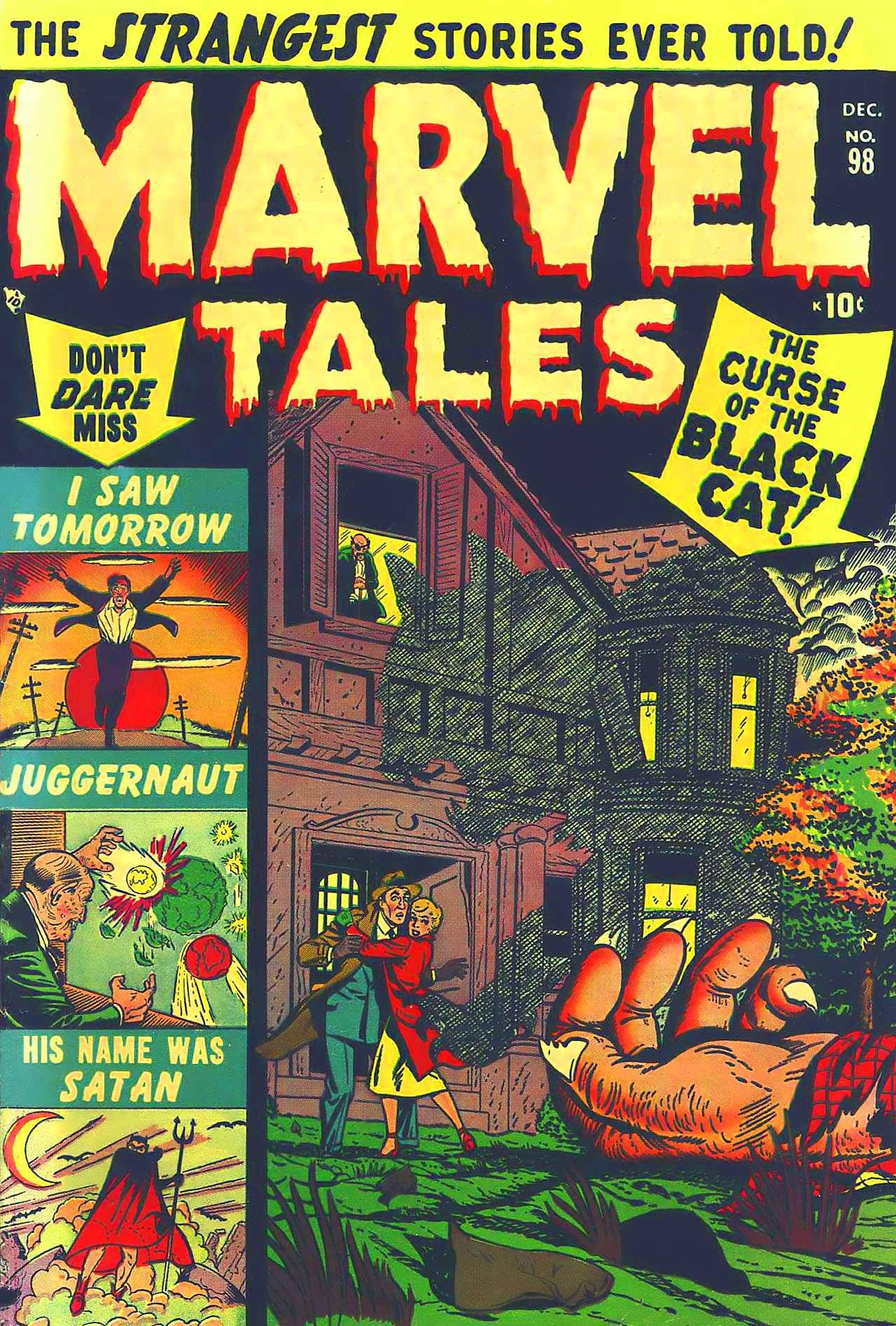 Marvel Tales (1949) 98 Page 1