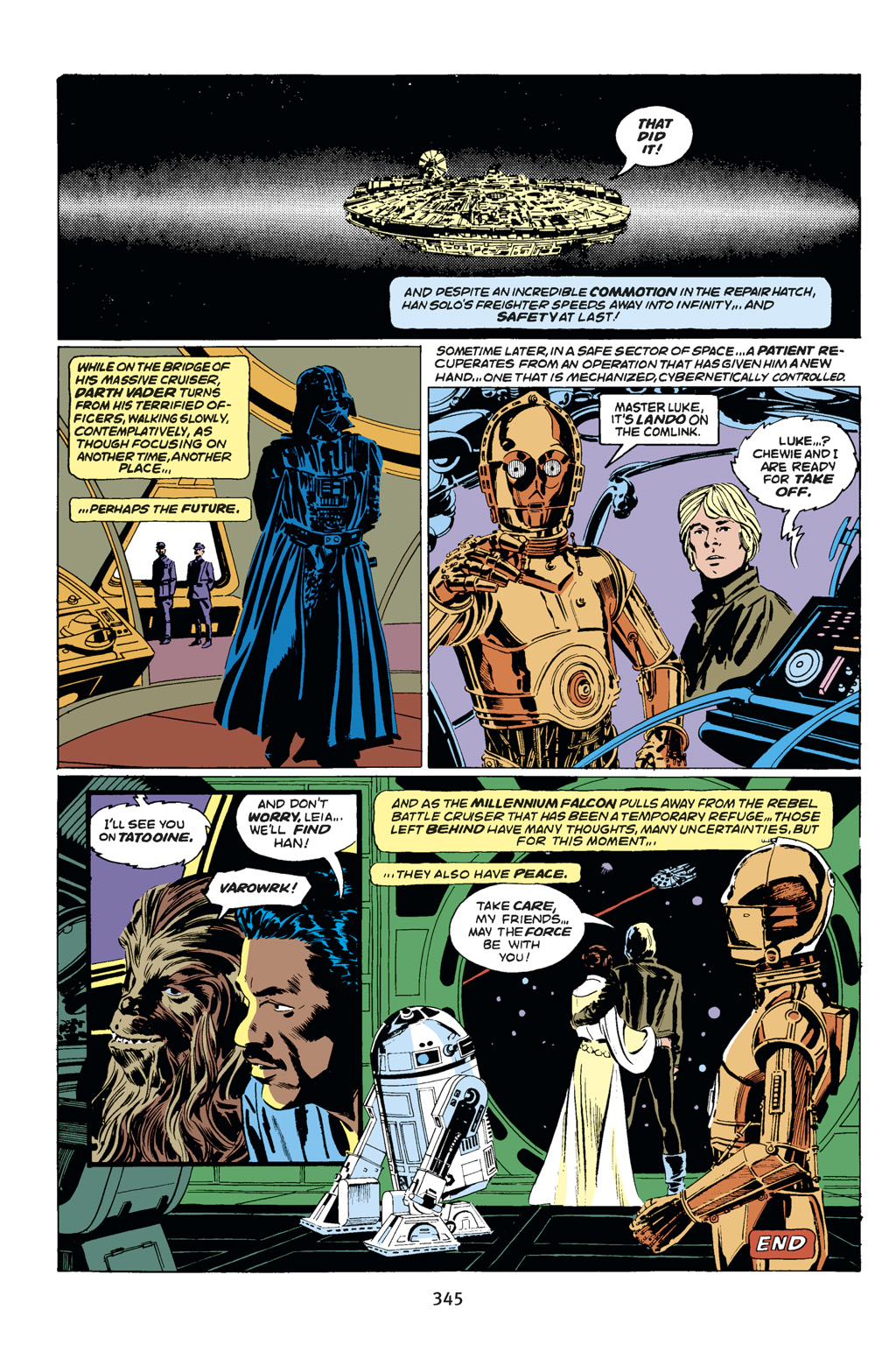 Read online Star Wars Omnibus comic -  Issue # Vol. 14 - 343