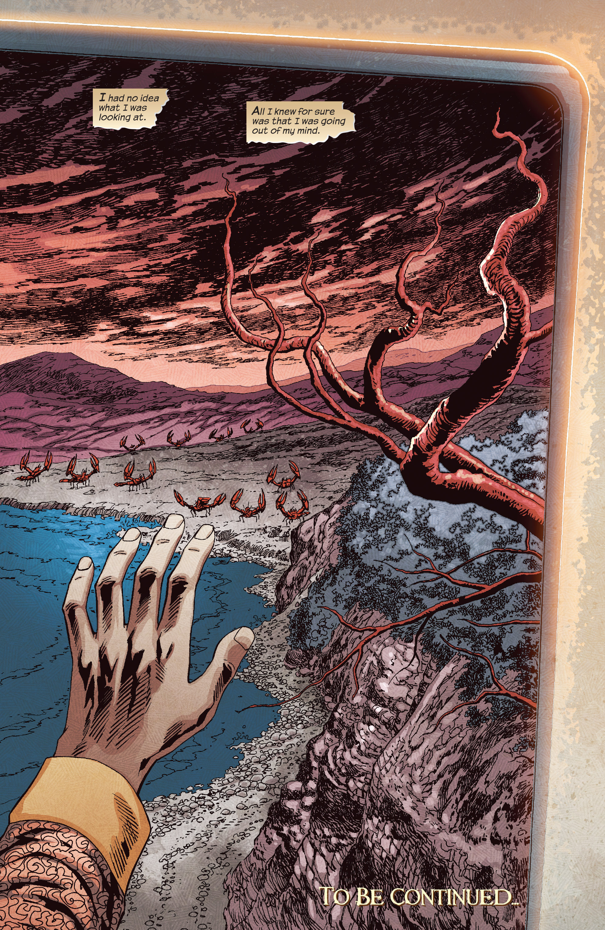 Read online Dark Tower: The Drawing of the Three - The Prisoner comic -  Issue #4 - 21