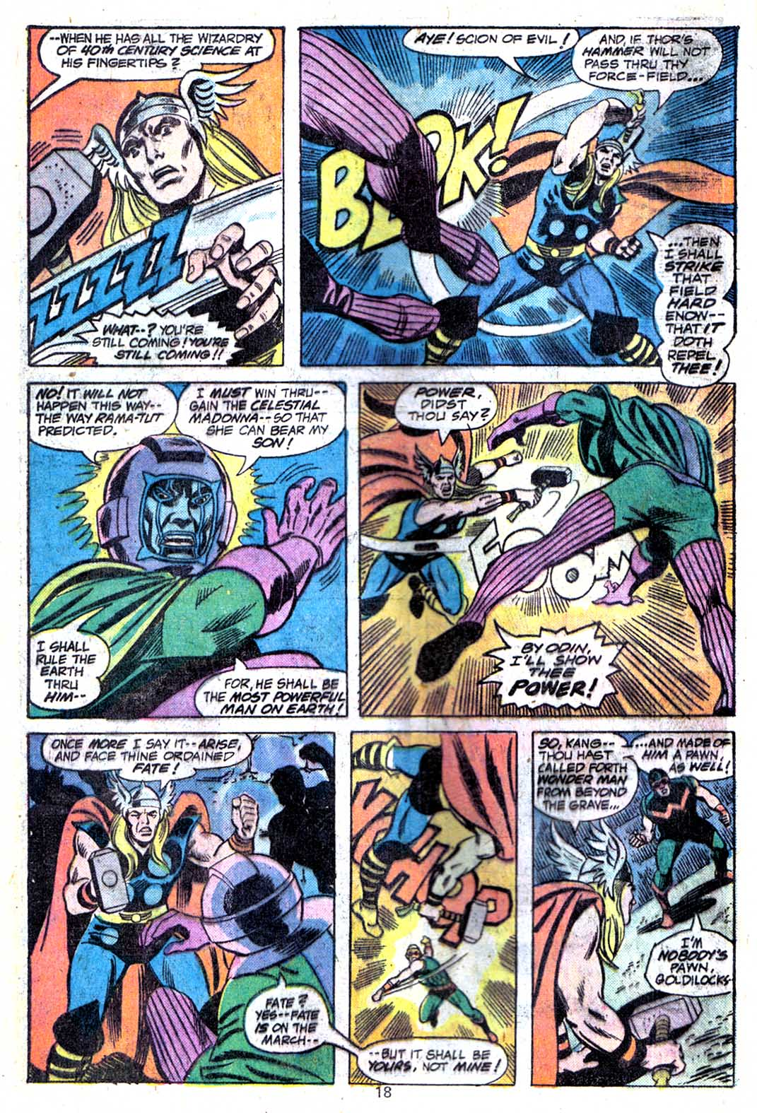 Giant-Size Avengers (1974) issue 3 - Page 20