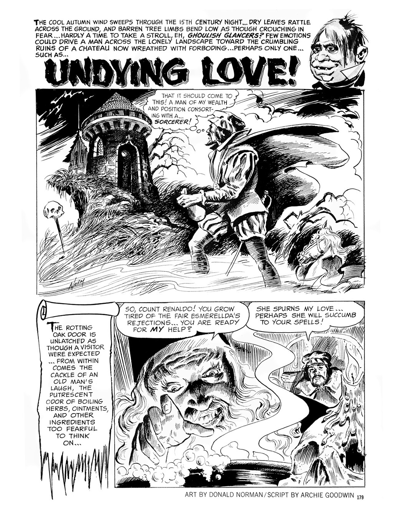 Read online Eerie Archives comic -  Issue # TPB 1 - 180