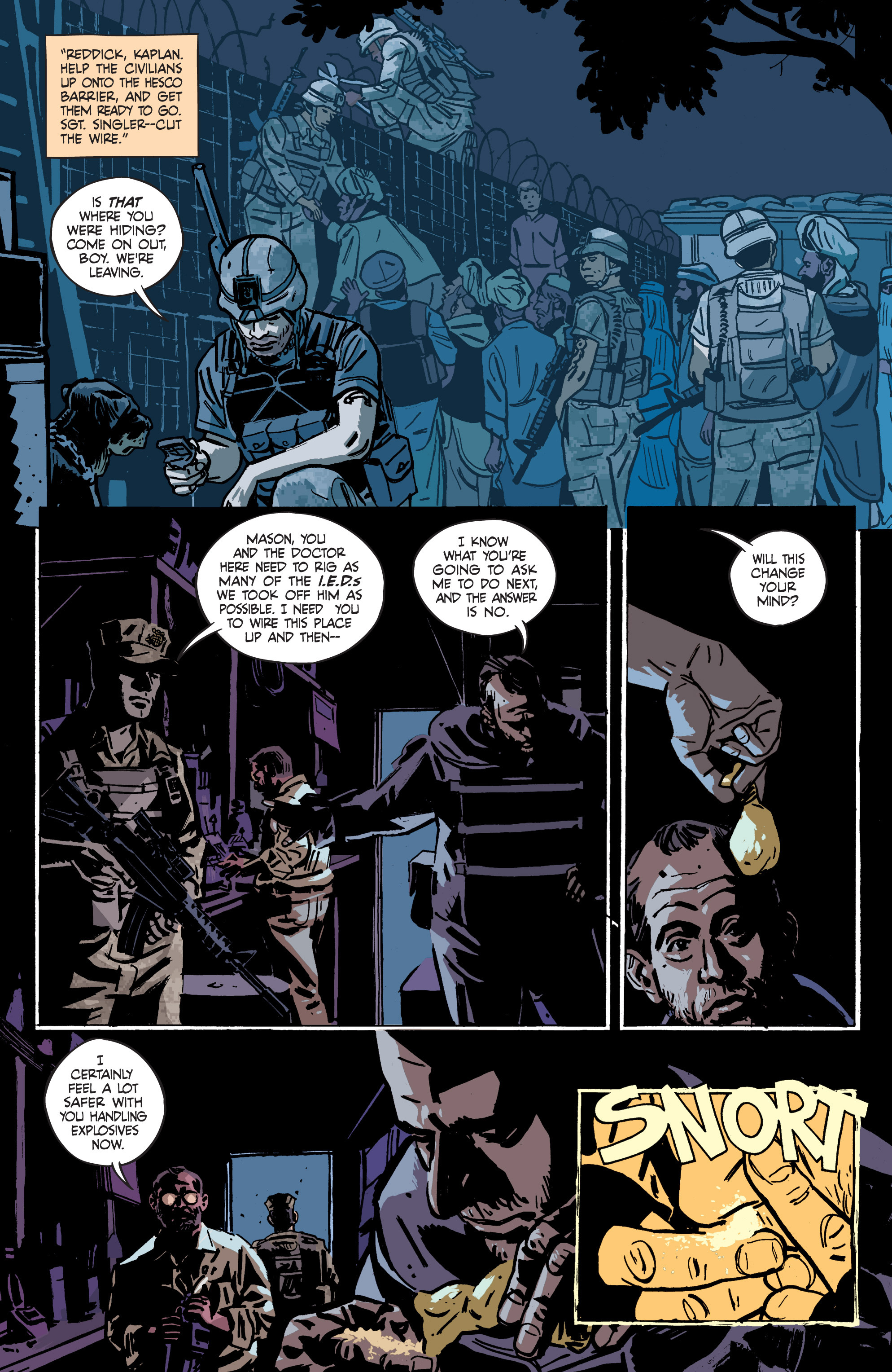 Read online Graveyard of Empires comic -  Issue # TPB - 82