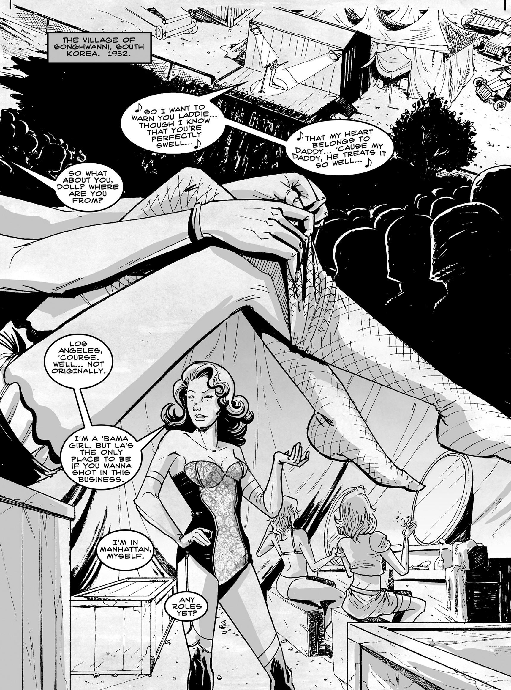 Read online FUBAR comic -  Issue #3 - 306