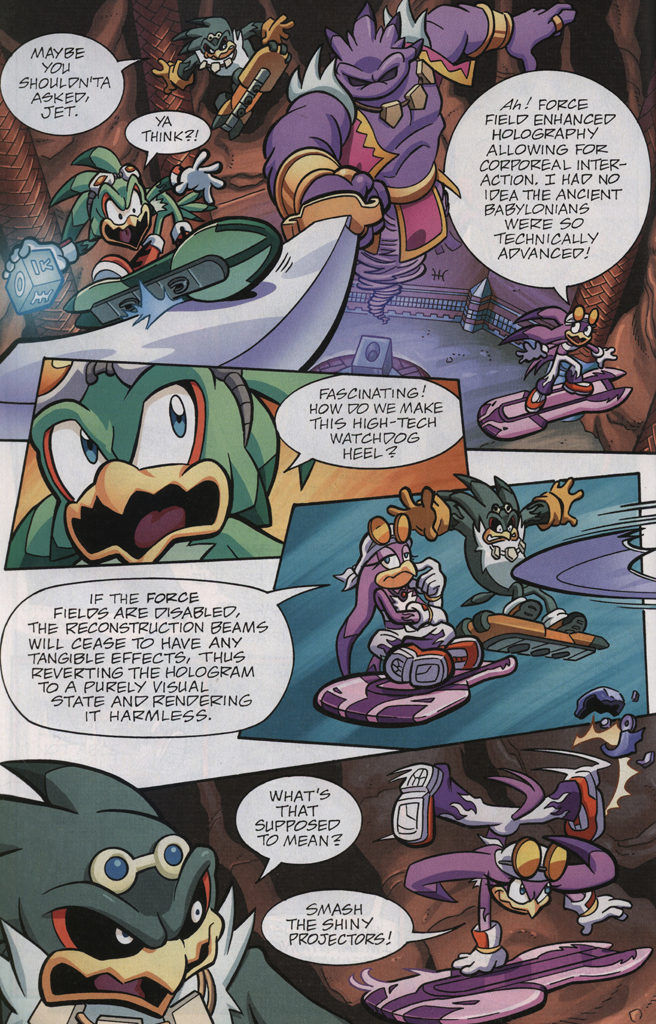 Read online Sonic Universe comic -  Issue #33 - 16