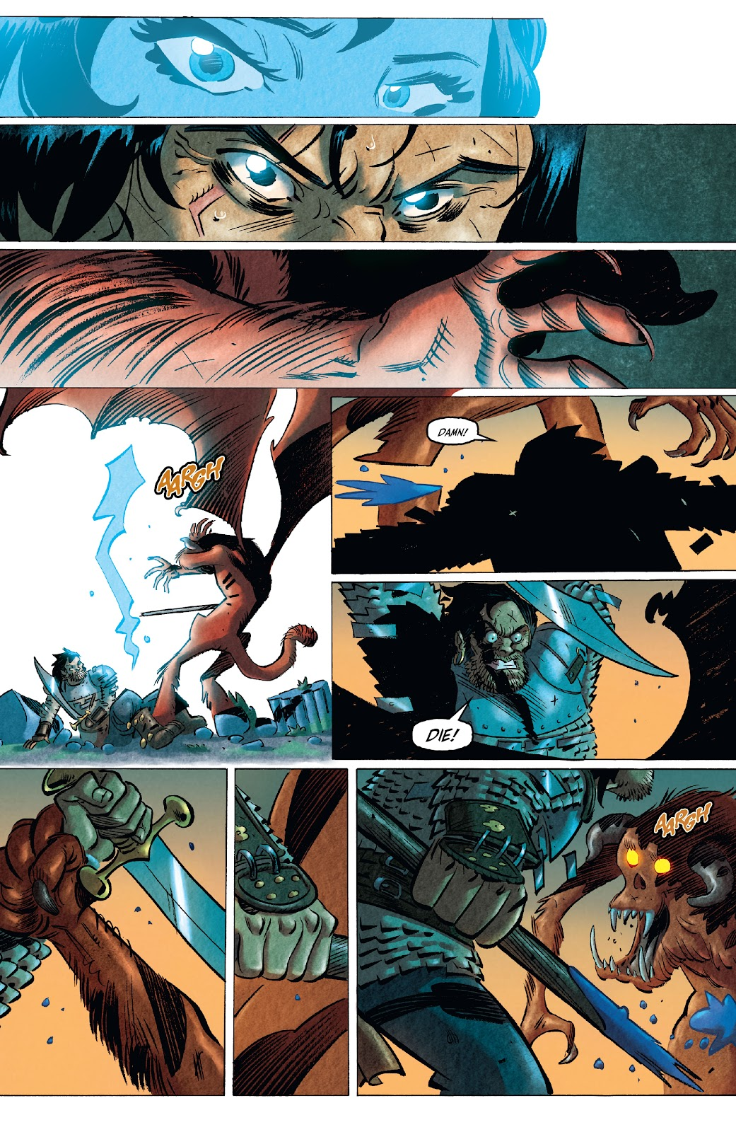 The Cimmerian: Queen of the Black Coast issue 2 - Page 20