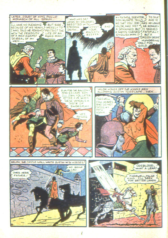 Read online Sensation (Mystery) Comics comic -  Issue #6 - 20