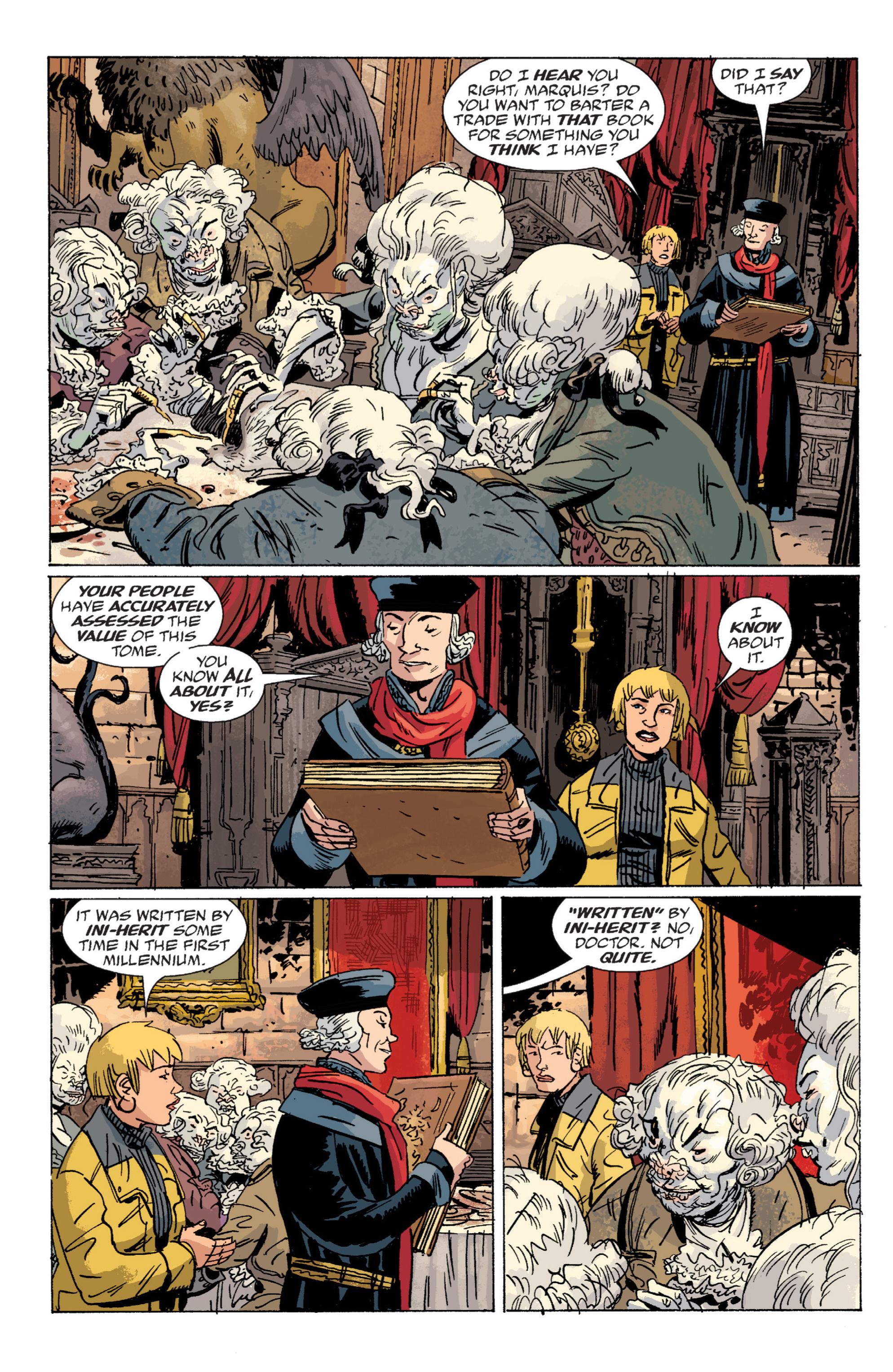 Read online B.P.R.D. (2003) comic -  Issue # TPB 6 - 61