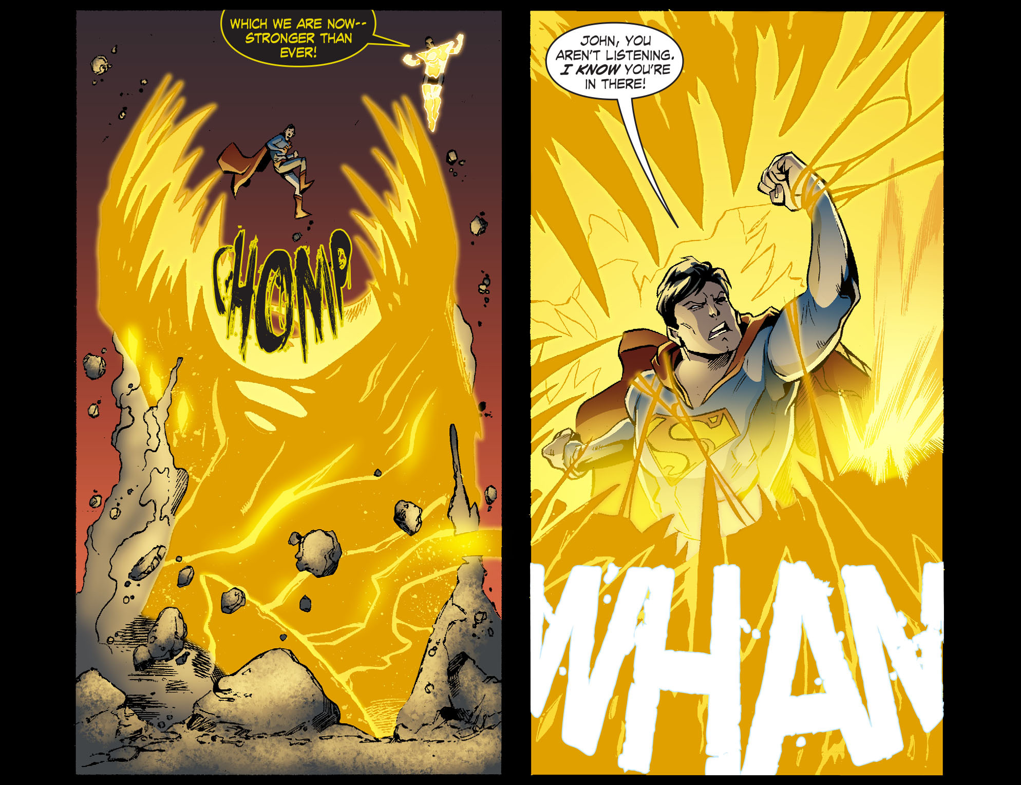 Read online Smallville: Lantern [I] comic -  Issue #10 - 16