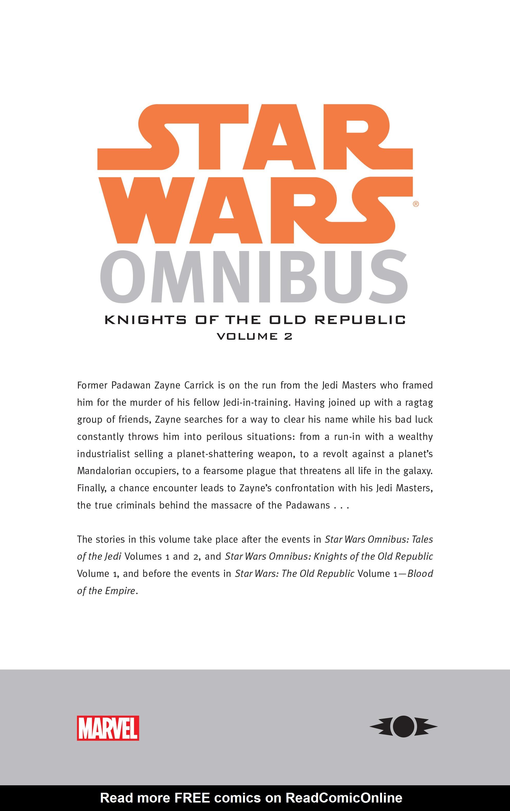 Read online Star Wars Omnibus comic -  Issue # Vol. 32 - 441