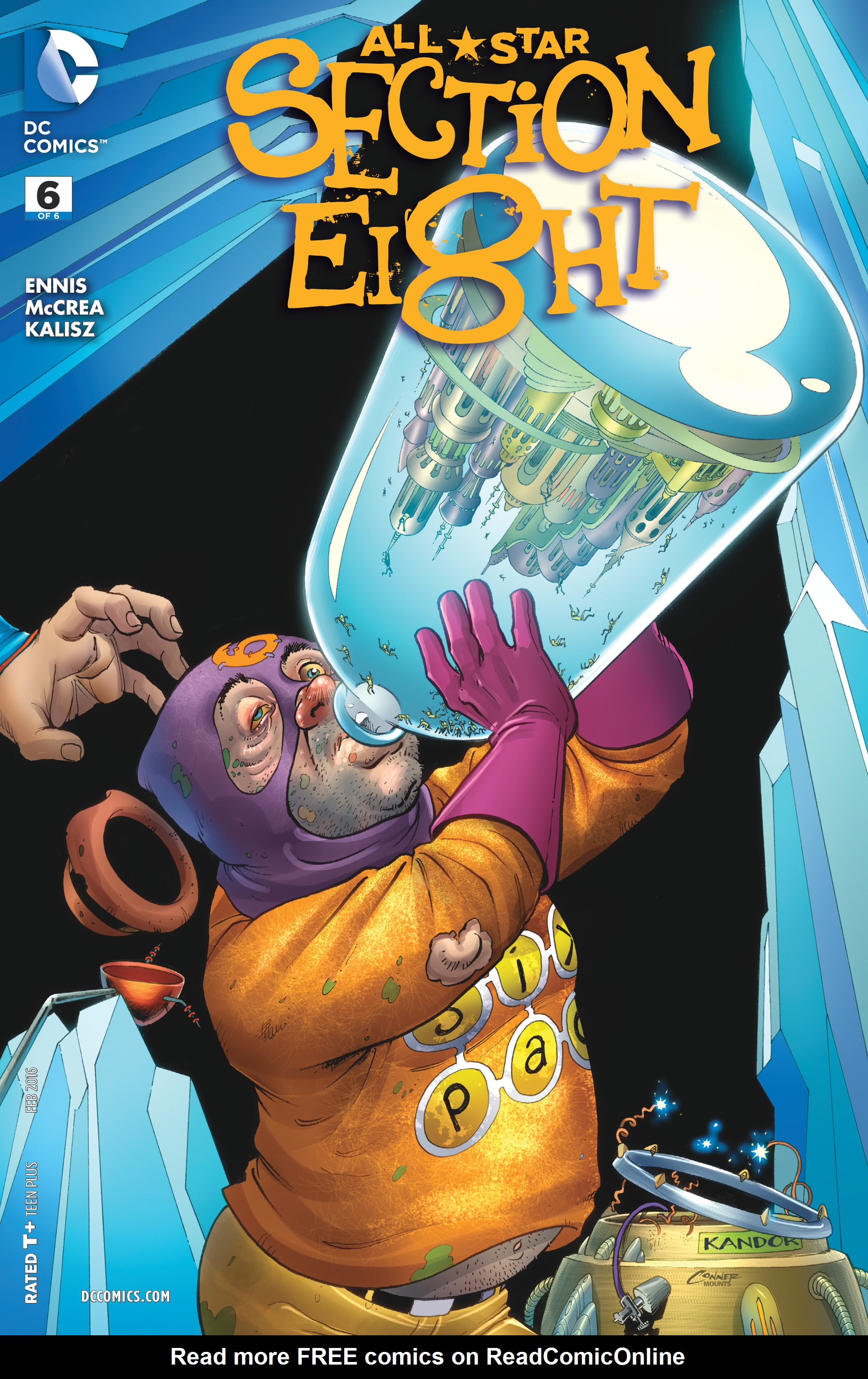 All-Star Section Eight 6 Page 1