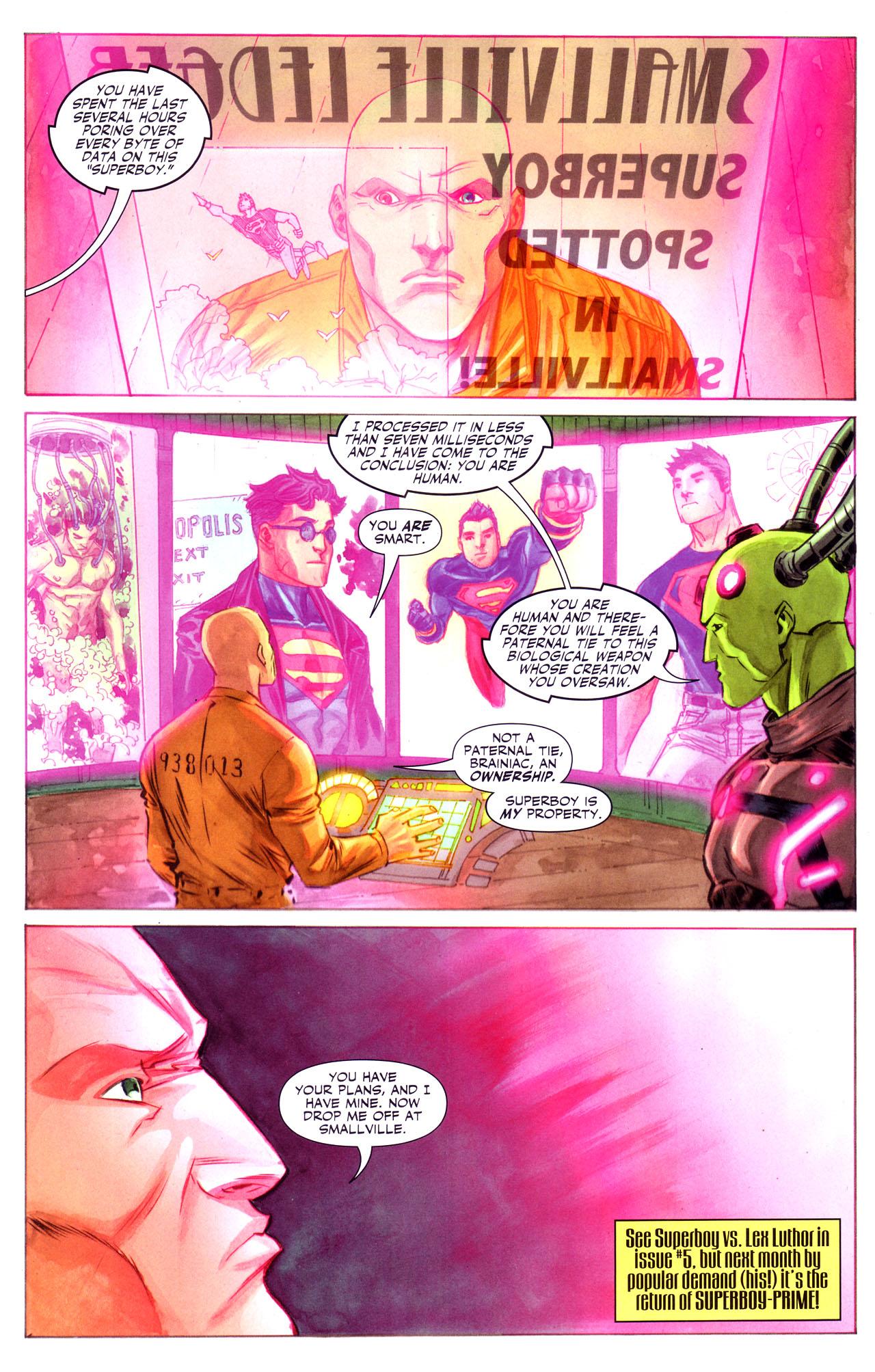 Read online Adventure Comics (2009) comic -  Issue #3 - 21