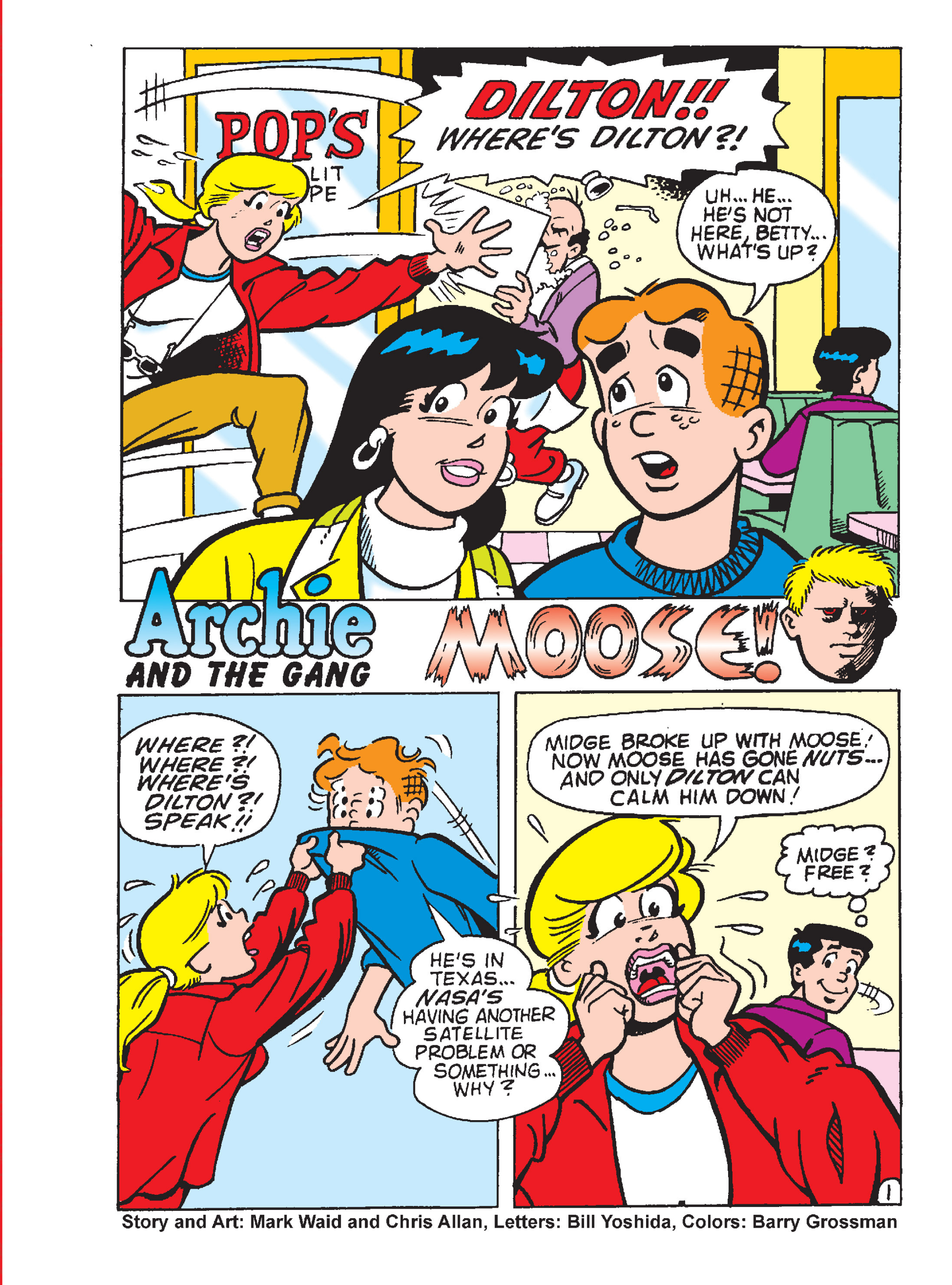 Read online Archie 1000 Page Comics Blowout! comic -  Issue # TPB (Part 1) - 29