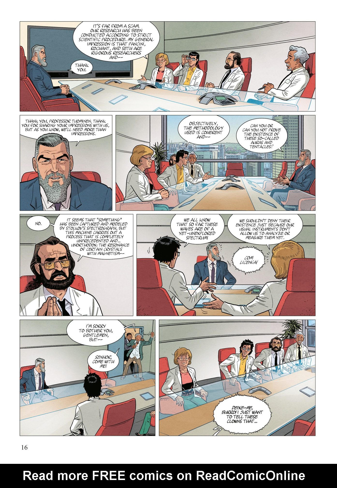 Read online Alter Ego comic -  Issue #10 - 17
