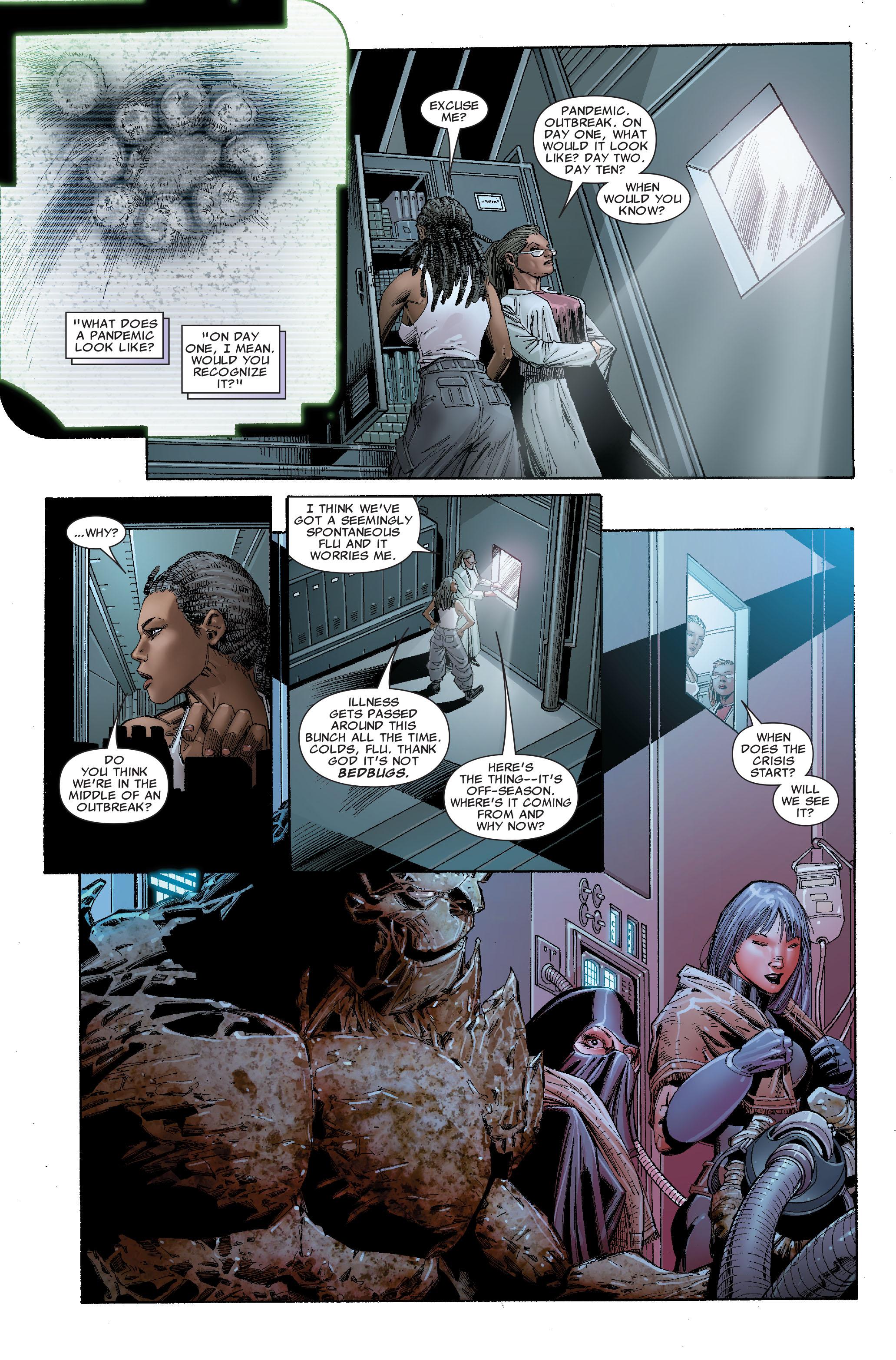 Read online Uncanny X-Men (1963) comic -  Issue #529 - 19