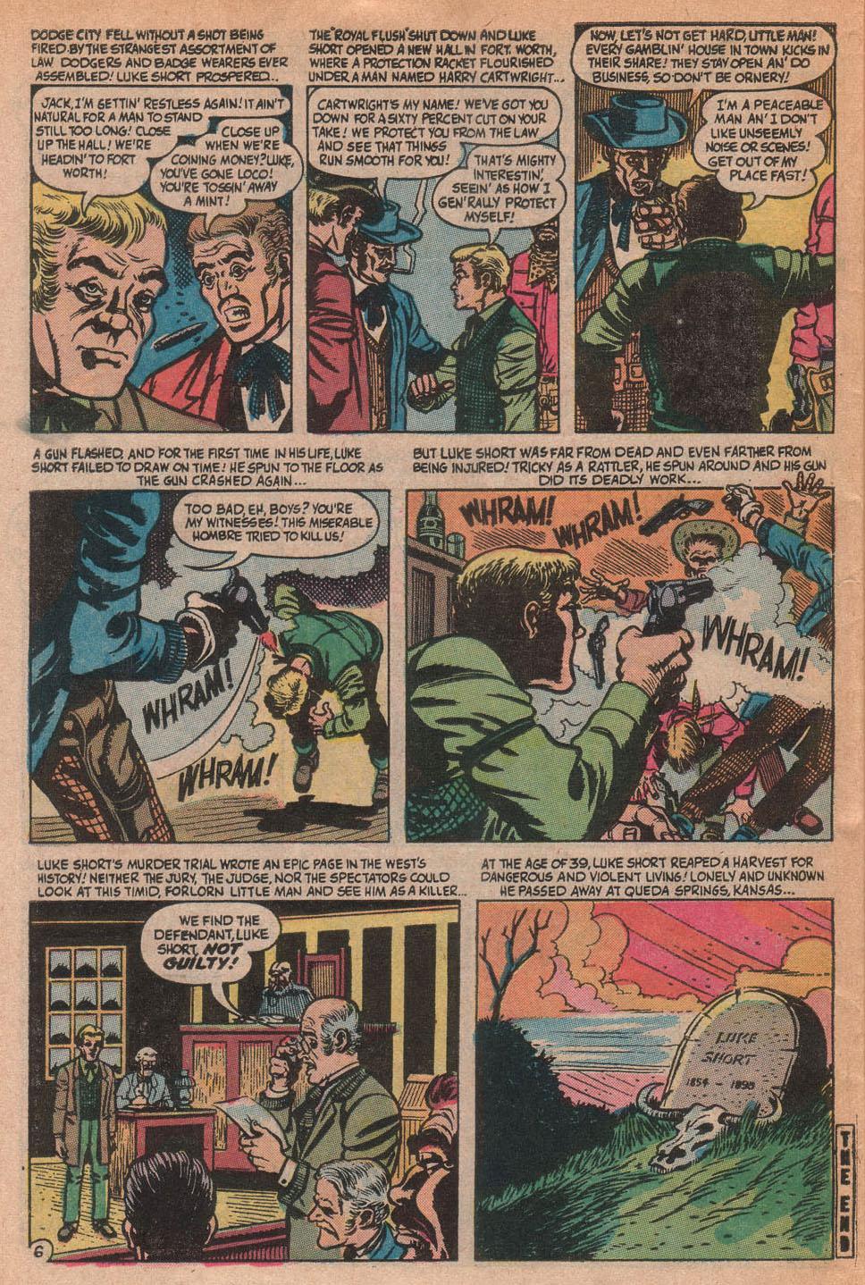 Read online Two-Gun Kid comic -  Issue #112 - 30