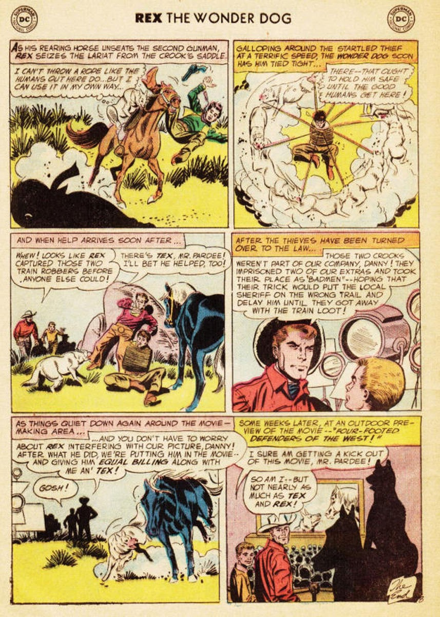 The Adventures of Rex the Wonder Dog issue 35 - Page 25