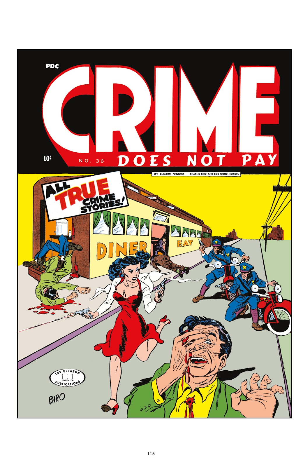 Read online Crime Does Not Pay Archives comic -  Issue # TPB 4 (Part 2) - 15