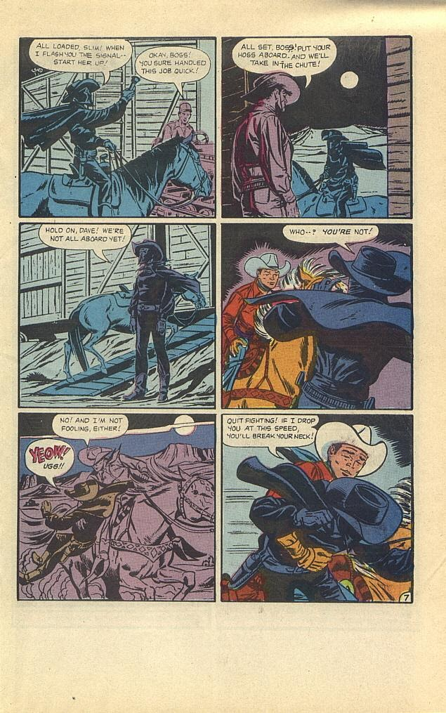 Read online Roy Rogers comic -  Issue #3 - 19