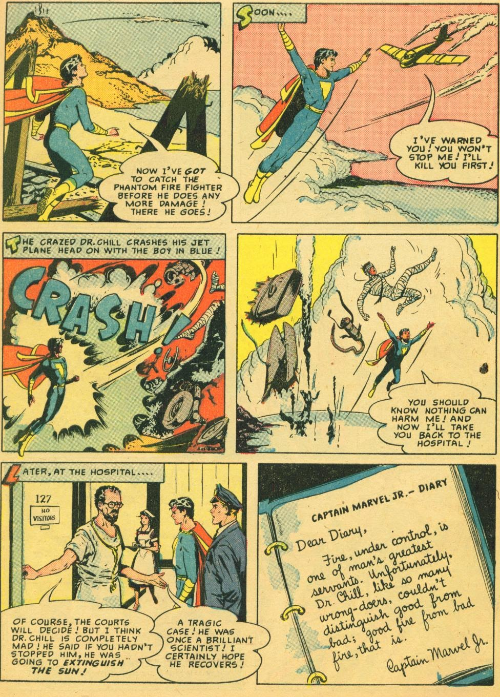 Captain Marvel, Jr. issue 82 - Page 10