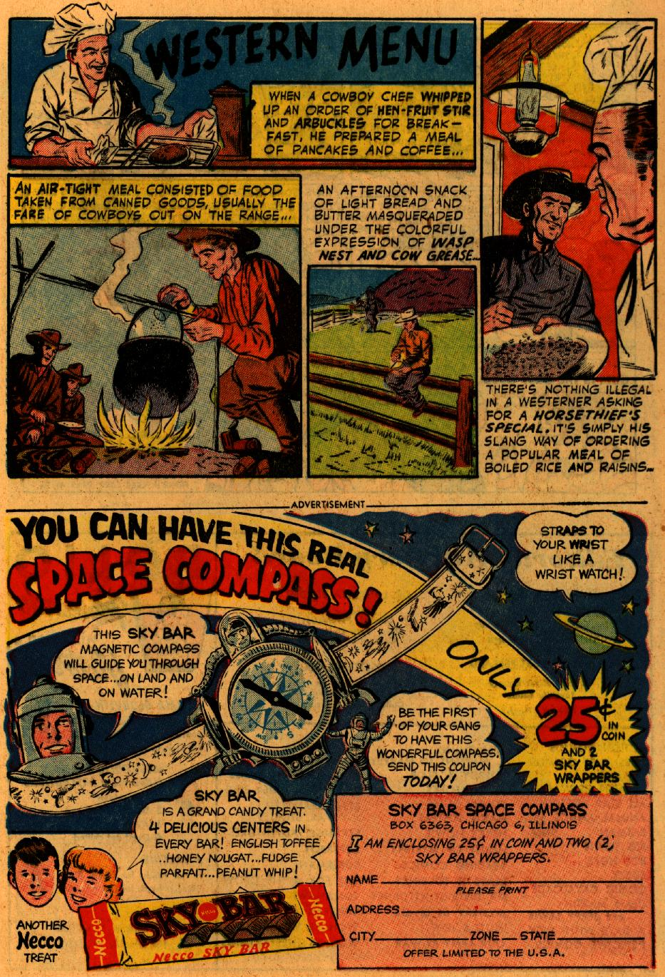 Read online All-Star Western (1951) comic -  Issue #73 - 9