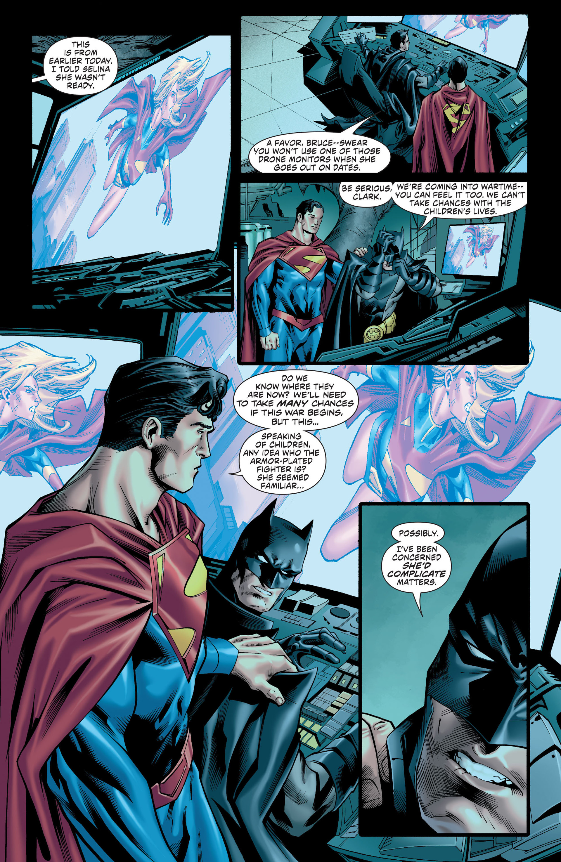 Read online Worlds' Finest comic -  Issue # _Annual 1 - 31