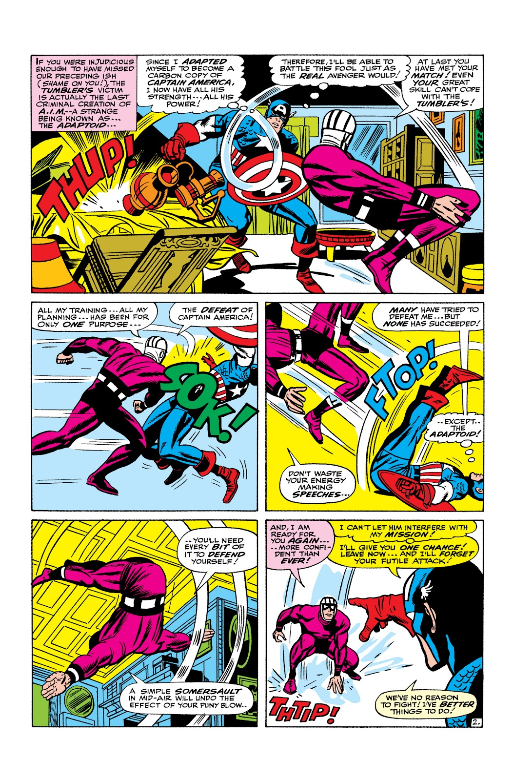 Read online Marvel Masterworks: The Invincible Iron Man comic -  Issue # TPB 3 (Part 5) - 8