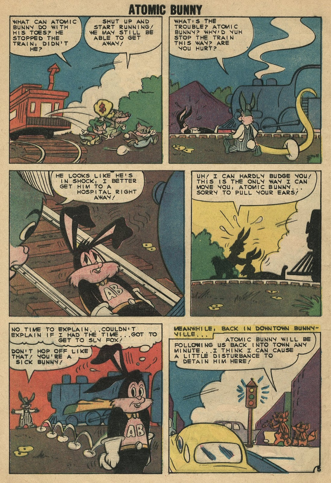 Atomic Bunny issue 18 - Page 8