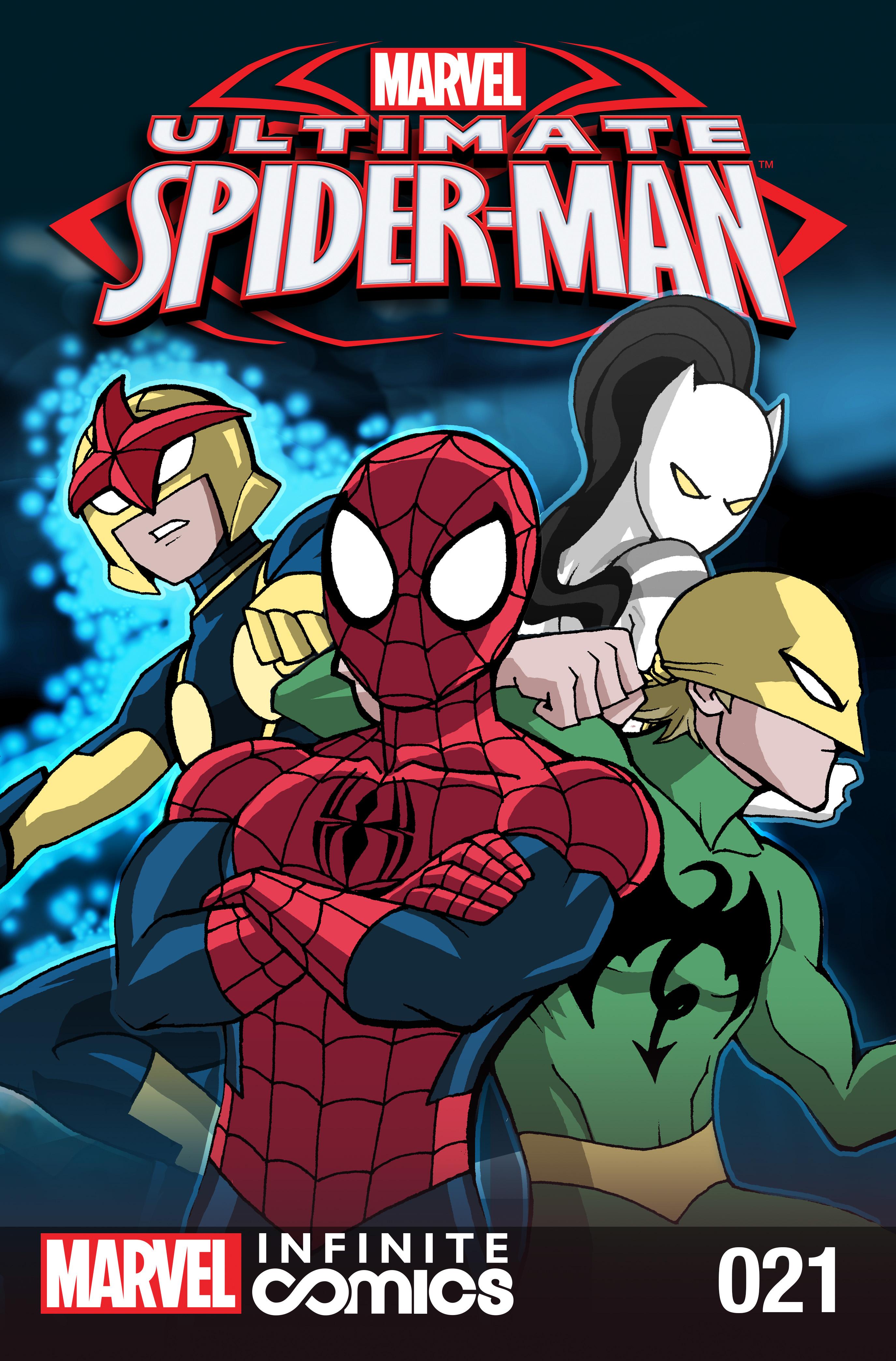 Read online Ultimate Spider-Man (Infinite Comics) (2015) comic -  Issue #21 - 1