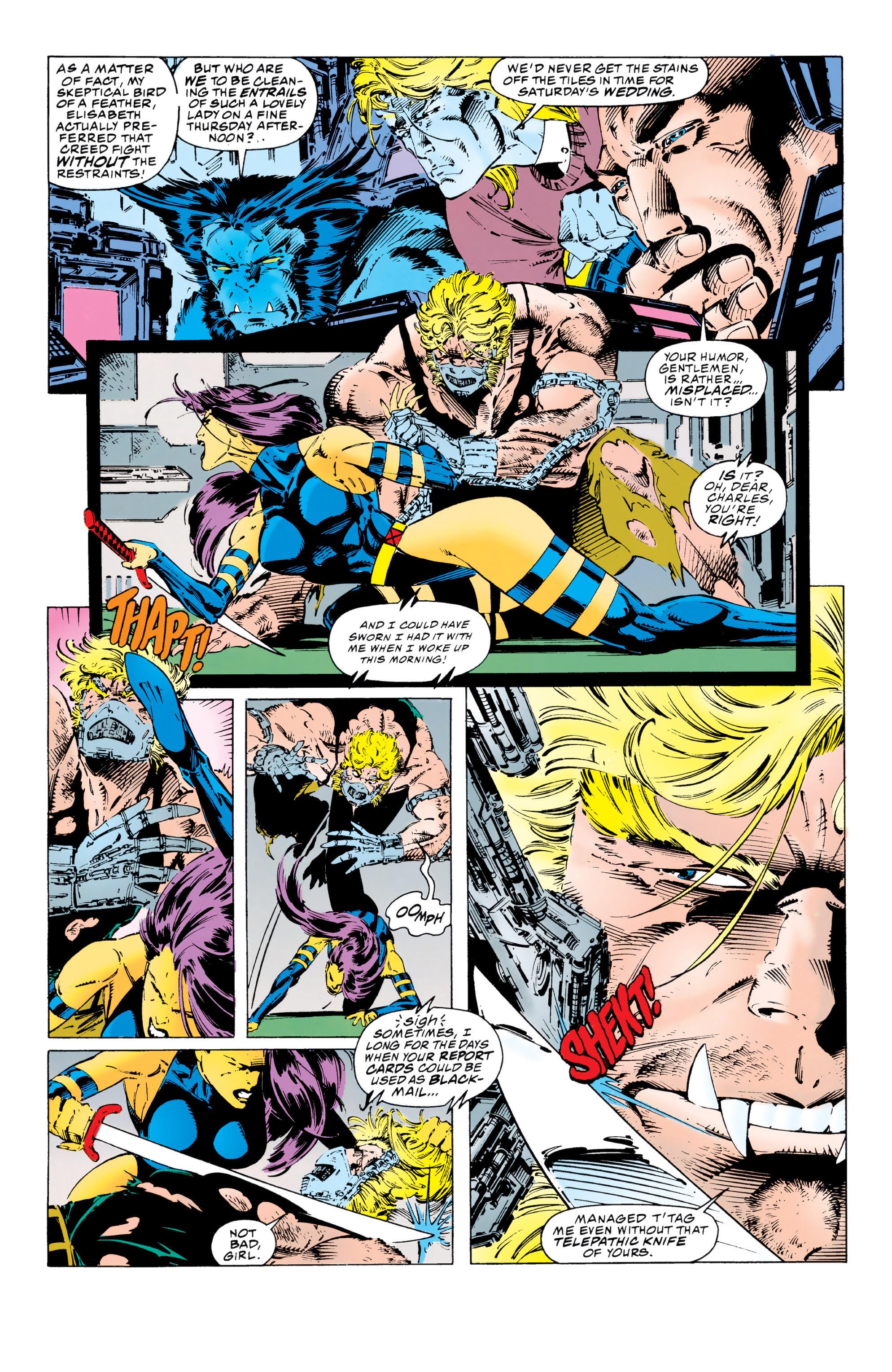 X-Men (1991) 29 Page 3