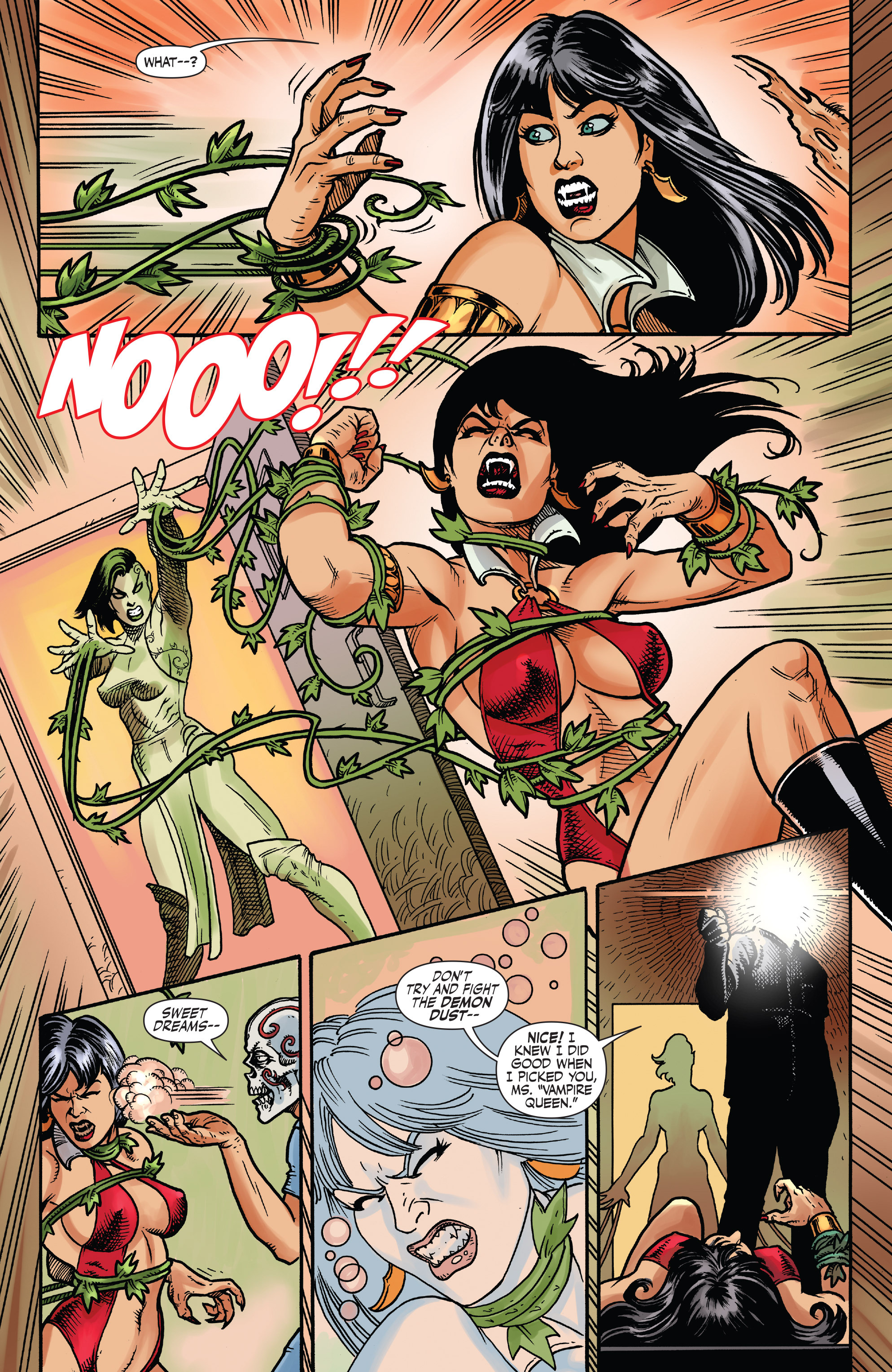 Dawn/Vampirella 1 Page 10