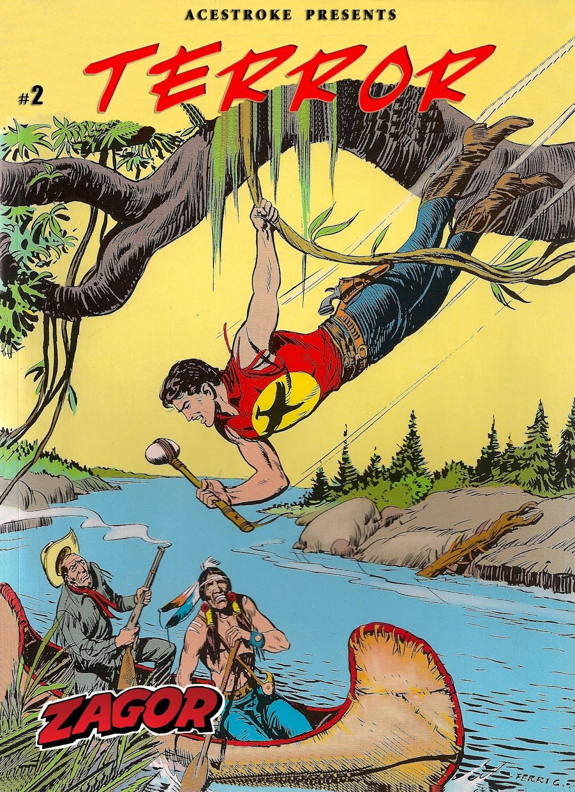 Zenith gigante - Zagor gigante 2 Page 1
