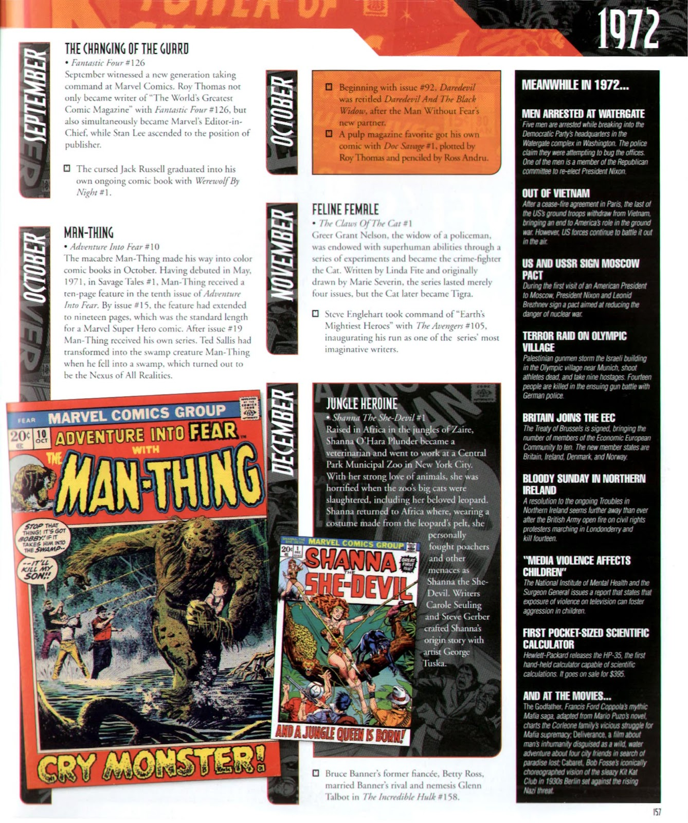 Read online Marvel Chronicle comic -  Issue # TPB (Part 2) - 50