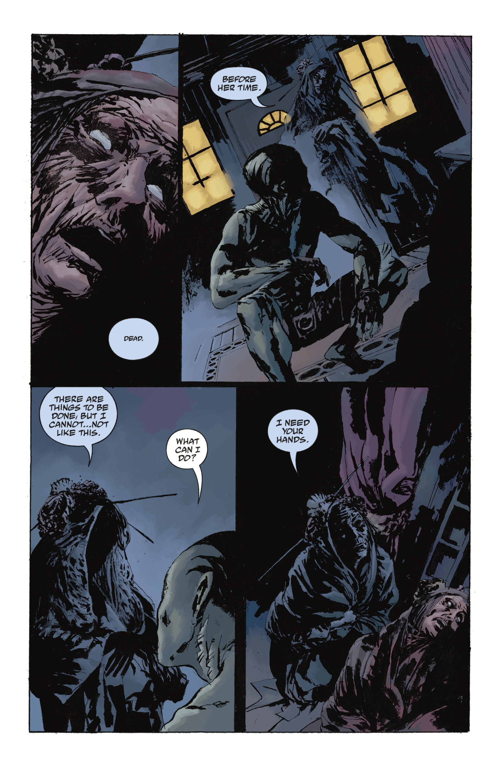 Read online Abe Sapien: The Drowning comic -  Issue #Abe Sapien: The Drowning _TPB - 82