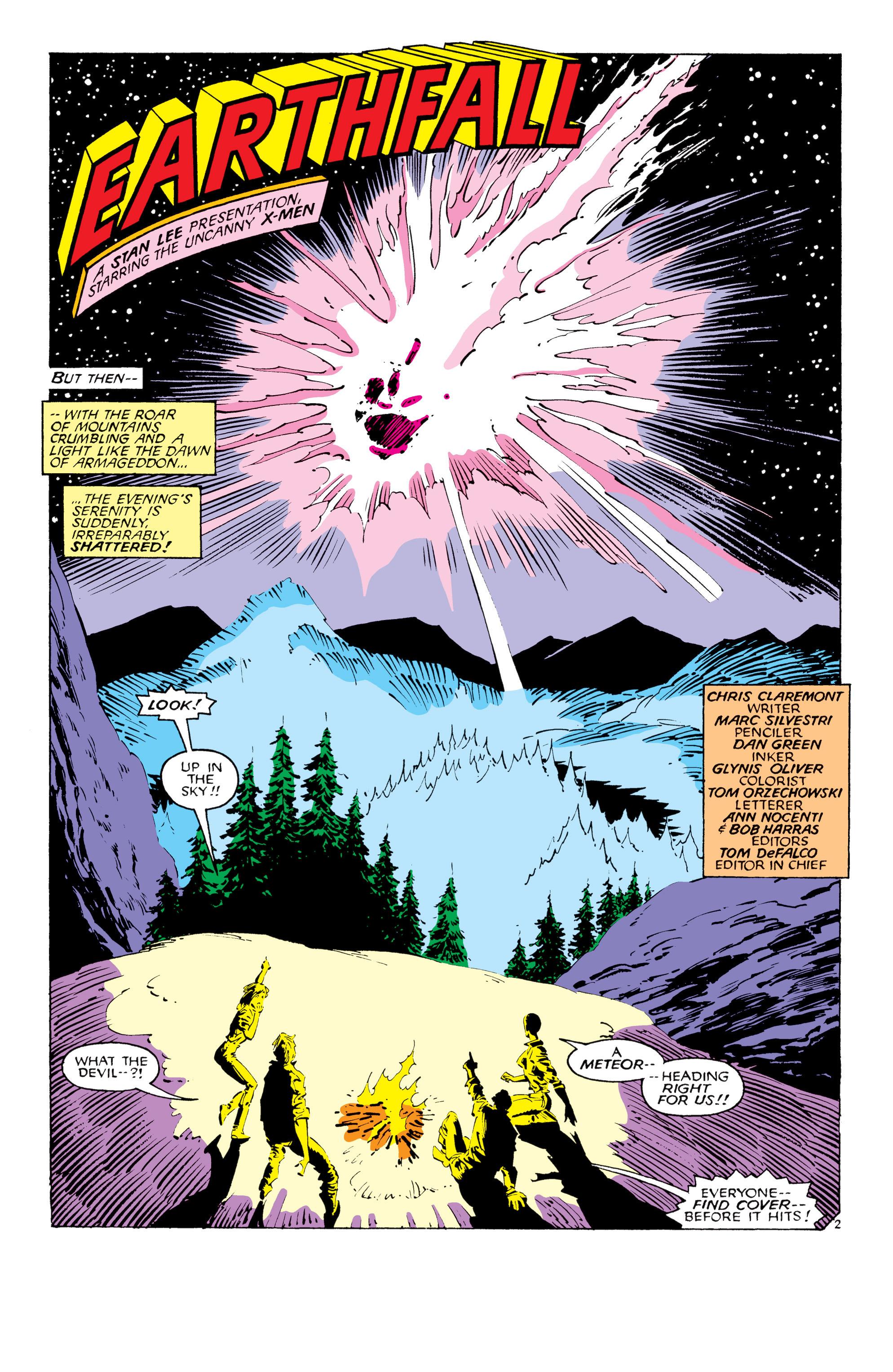 Read online Uncanny X-Men (1963) comic -  Issue #232 - 3