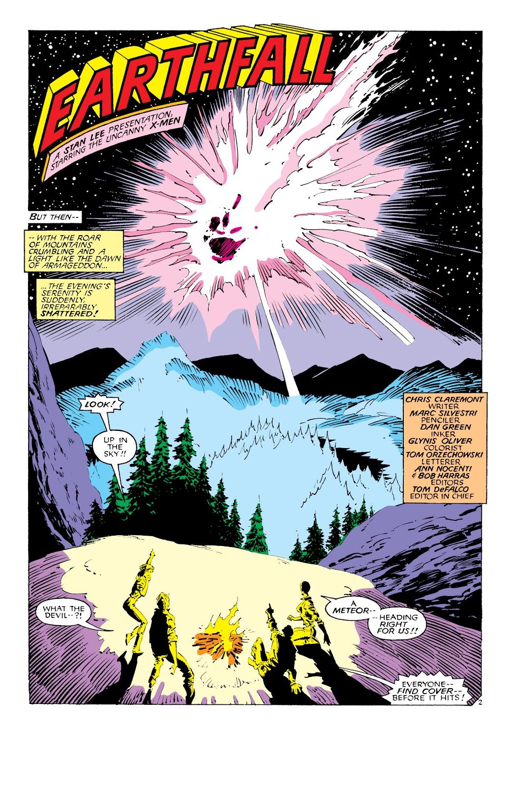 Uncanny X-Men (1963) issue 232 - Page 3