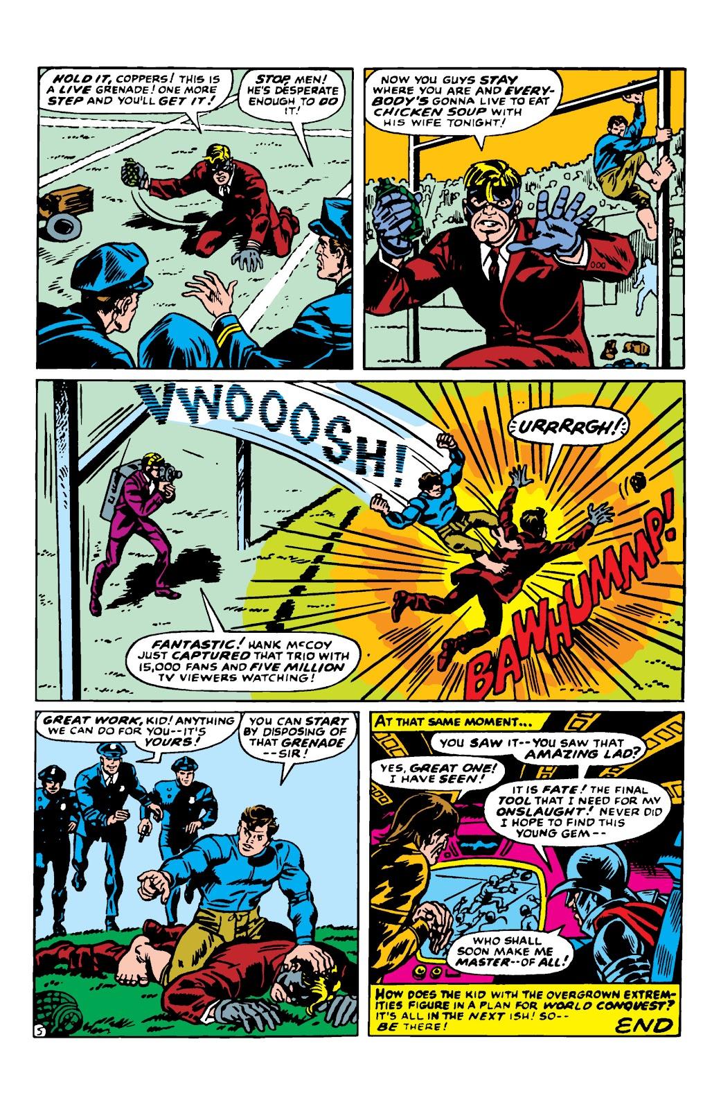 Uncanny X-Men (1963) issue 50 - Page 20