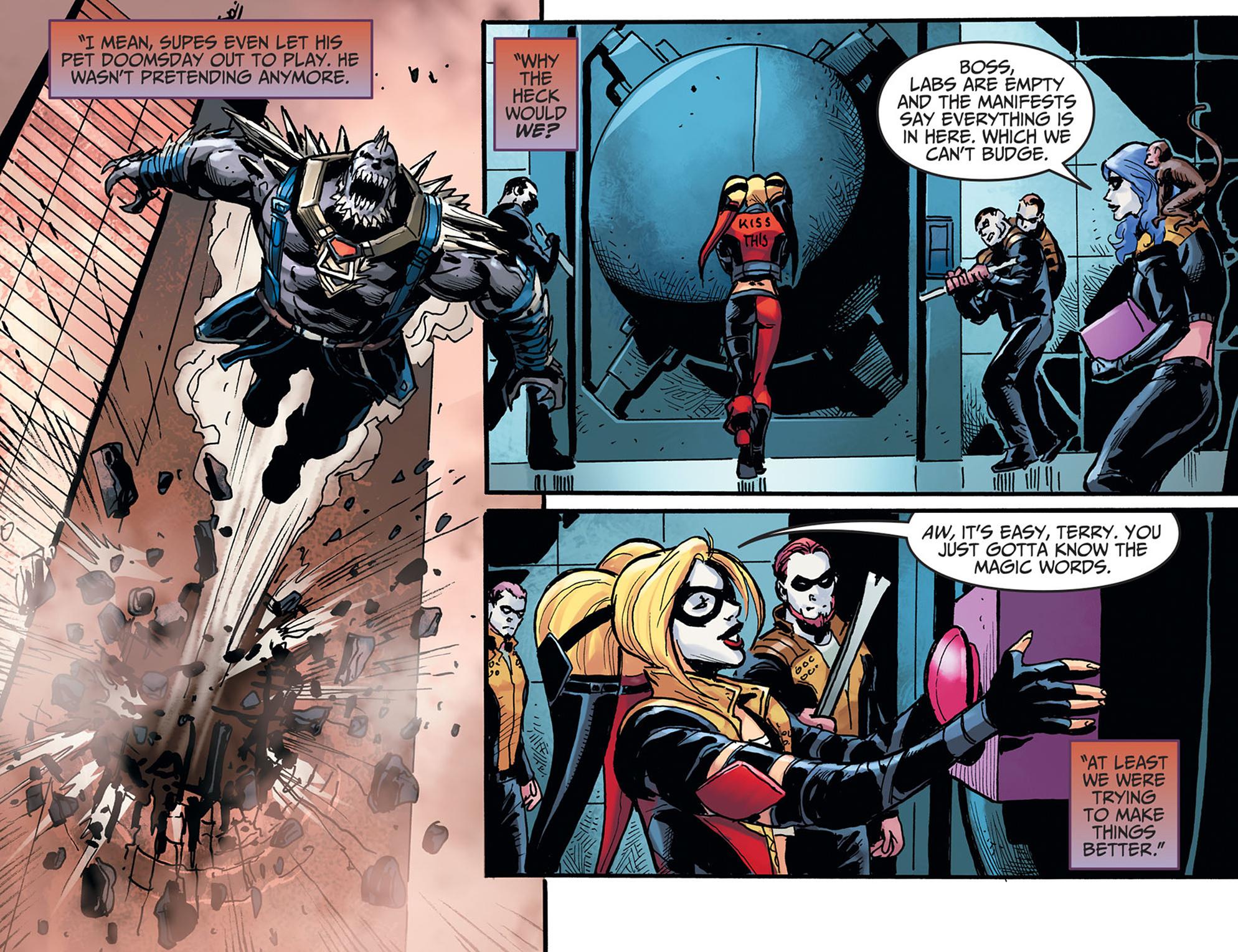 Read online Injustice: Ground Zero comic -  Issue #22 - 7